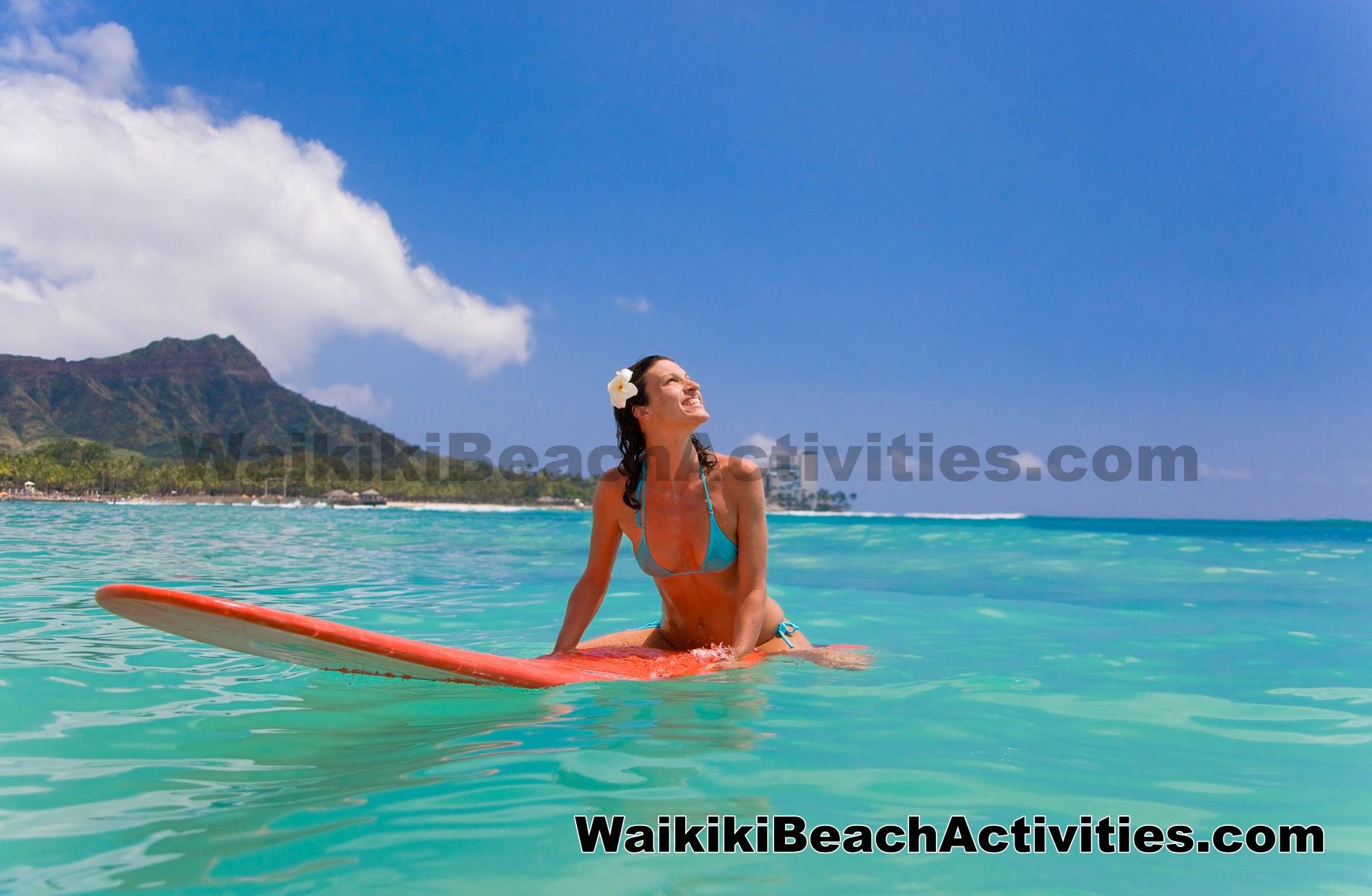 Waikiki beach photo
