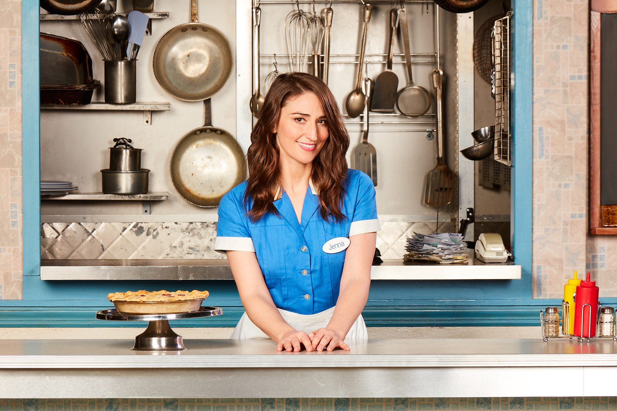 Sara Bareilles on the Waitress Song She Rewrote 40 Times | PEOPLE.com