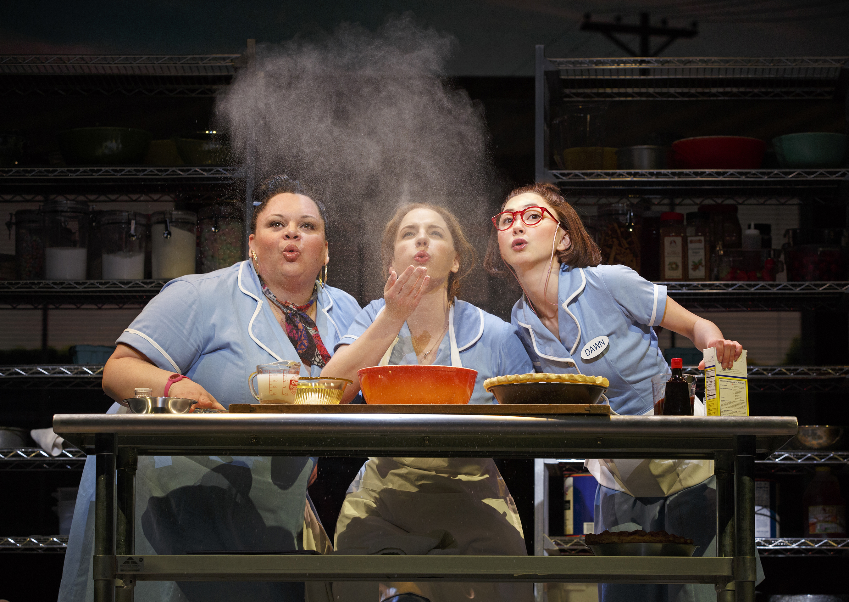 Waitress Musical All-Female Creative Team | Time