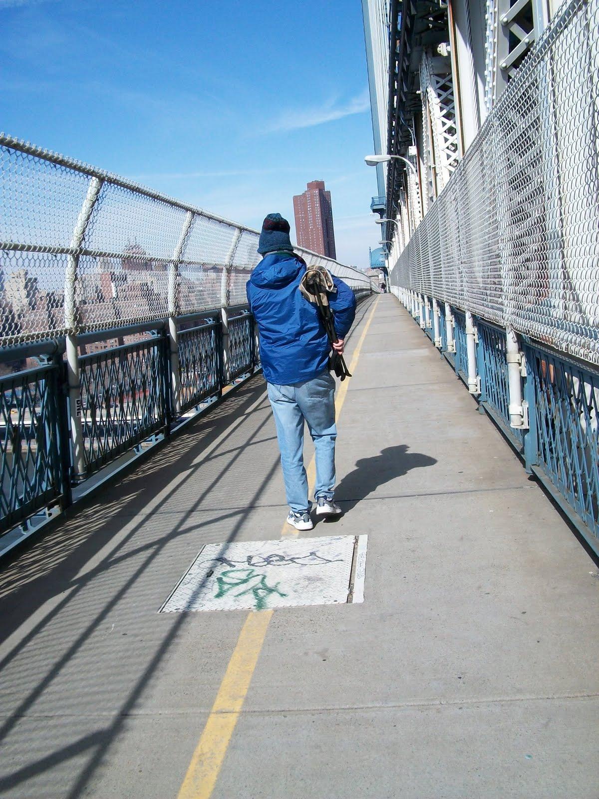 Bridge Trek: Manhattan Bridge