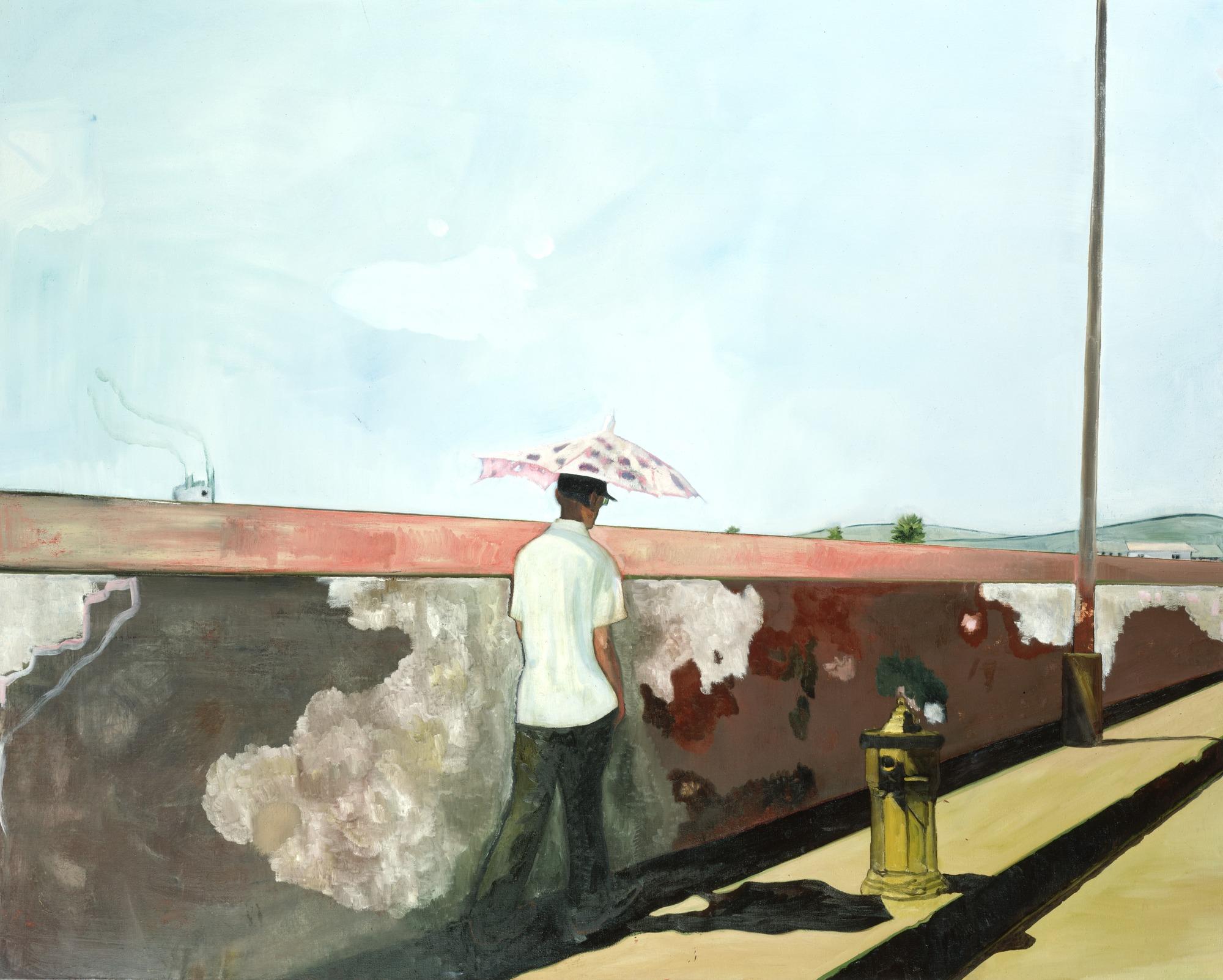 Peter Doig. Lapeyrouse Wall. 2004 | MoMA
