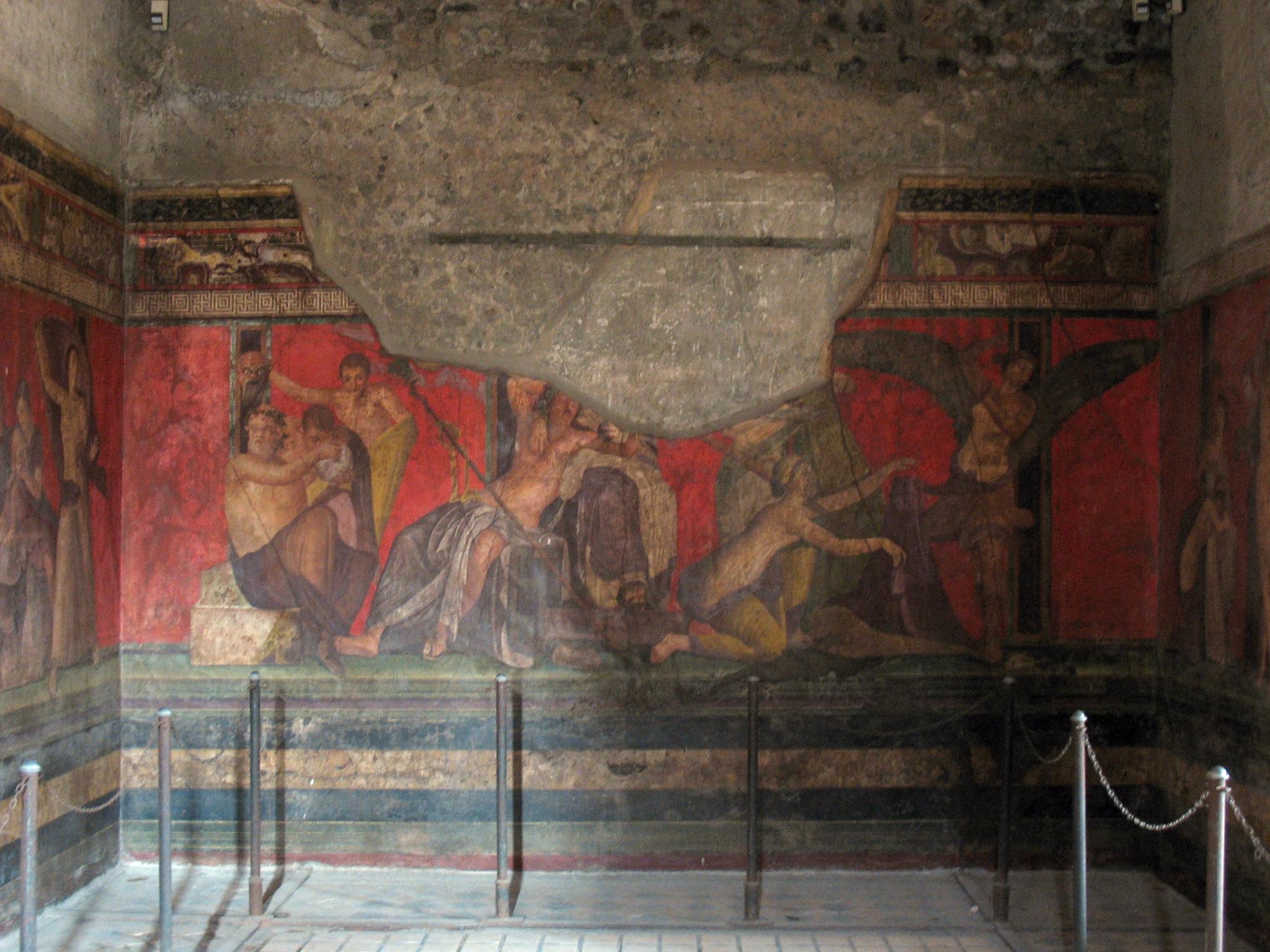 Pompeii & Herculaneum: Rediscovering Roman Art & Culture | April 27 ...