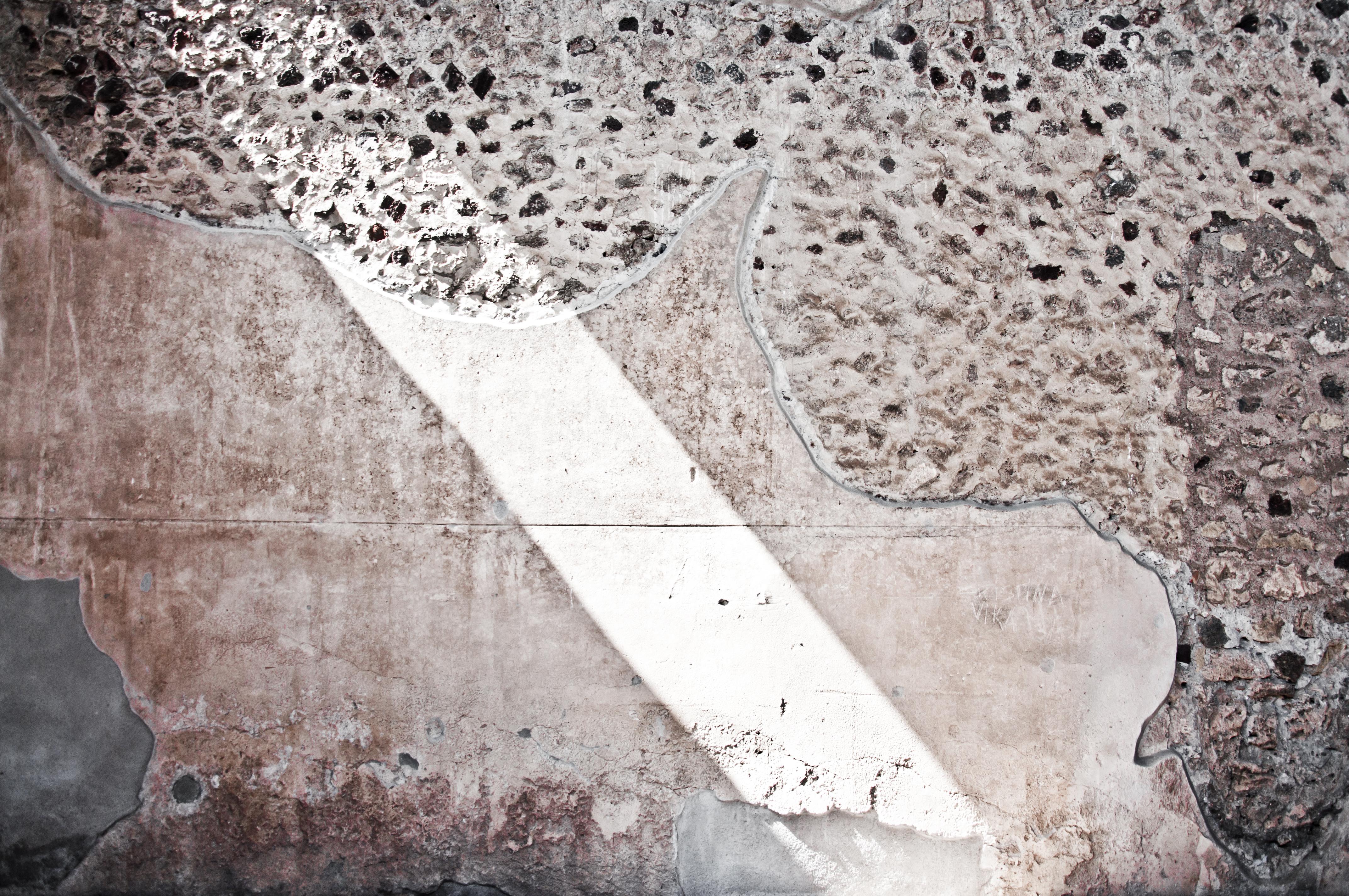 wall at pompei, Ancient, Interior, Vesuvius, Travel, HQ Photo