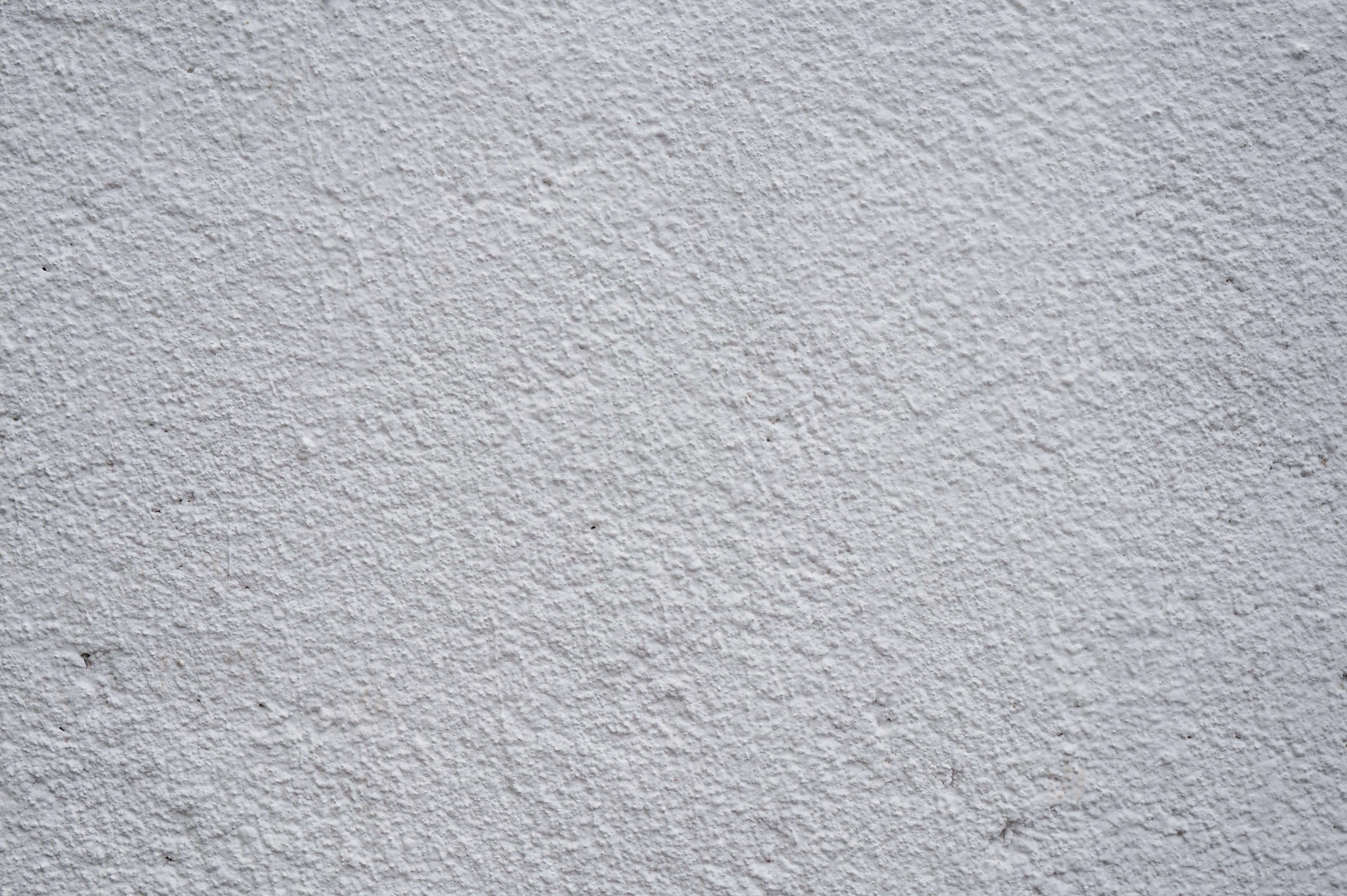 White plaster wall 02 - Concrete - Texturify - Free textures
