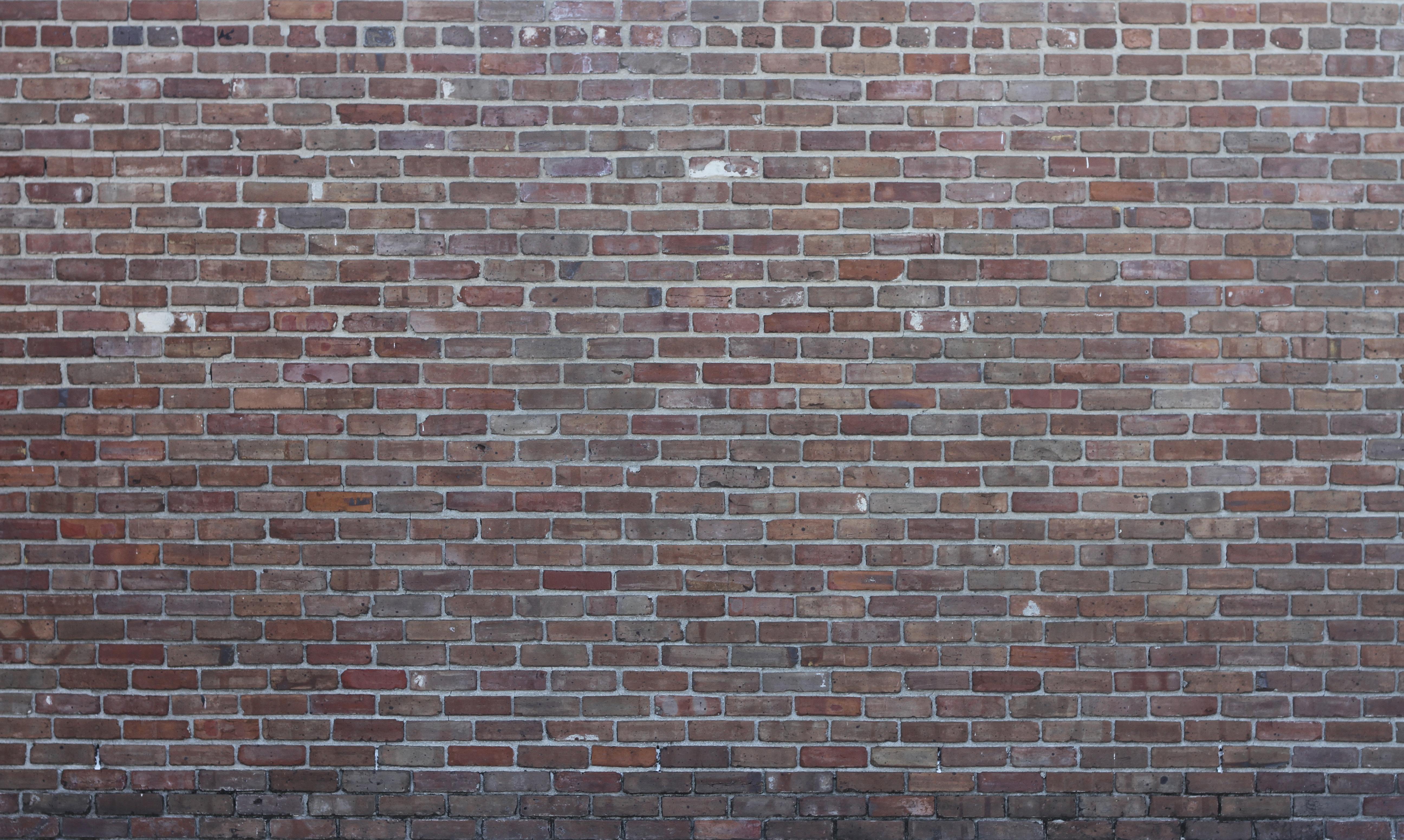 Grayish Brick Wall Texture - 14Textures