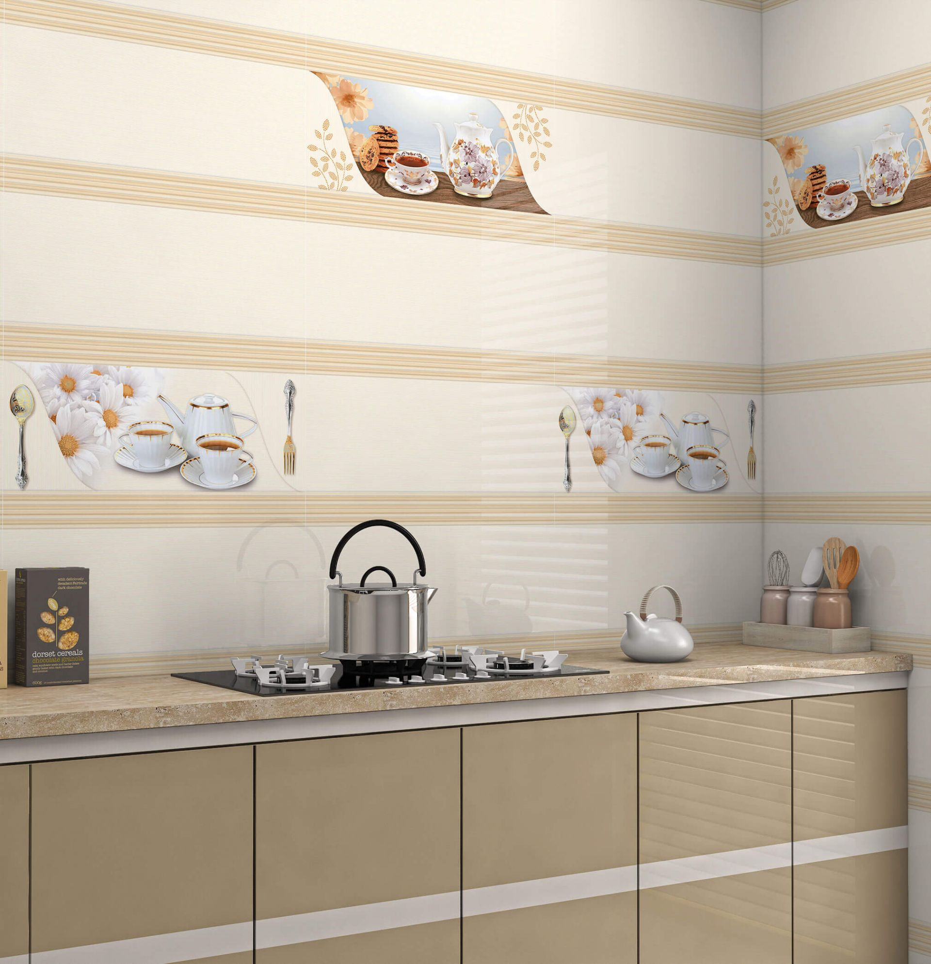 Specto Tiles in Digital Wall Tiles Leading The Export in Company