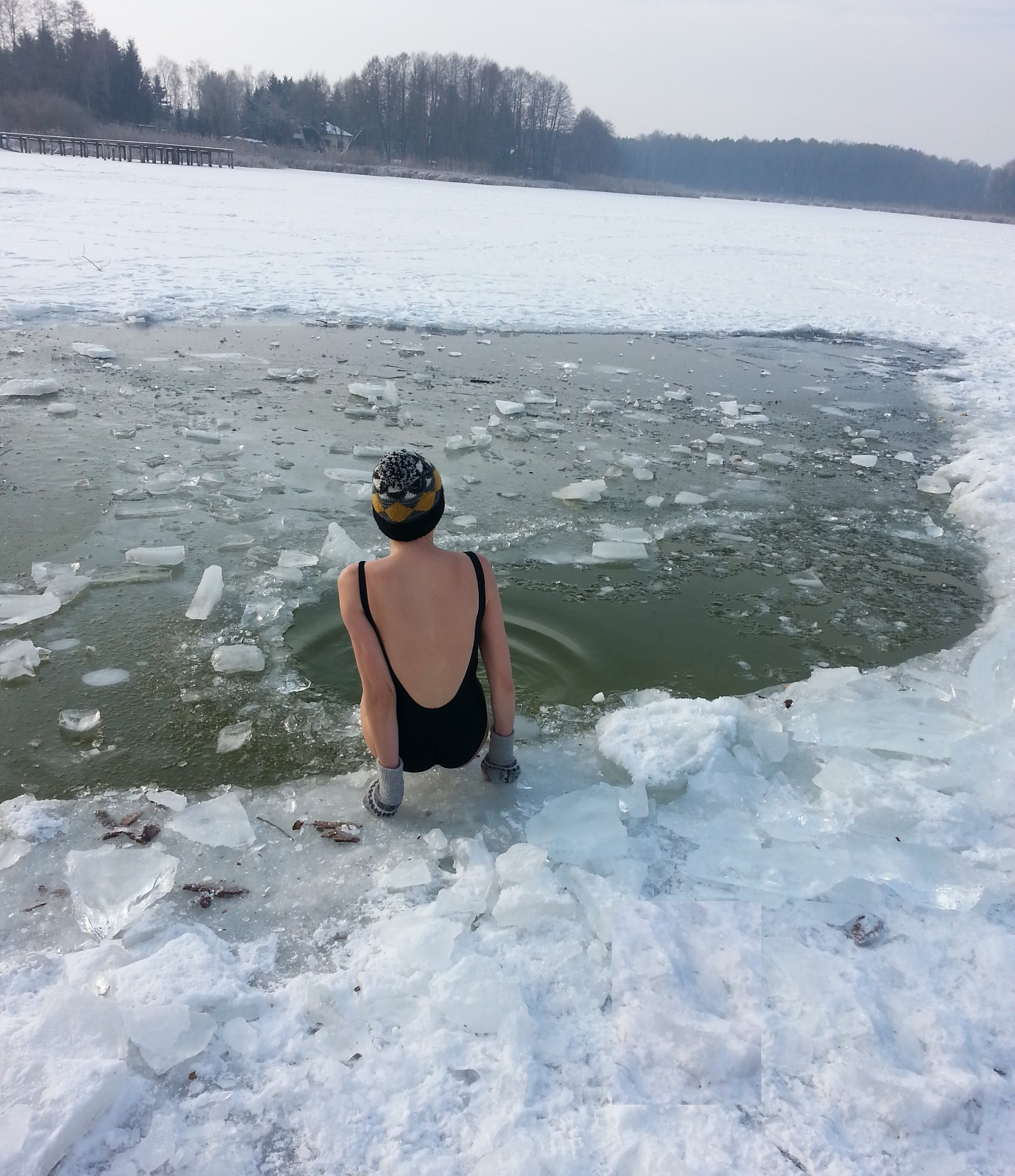 Winter swimming – become a walrus!