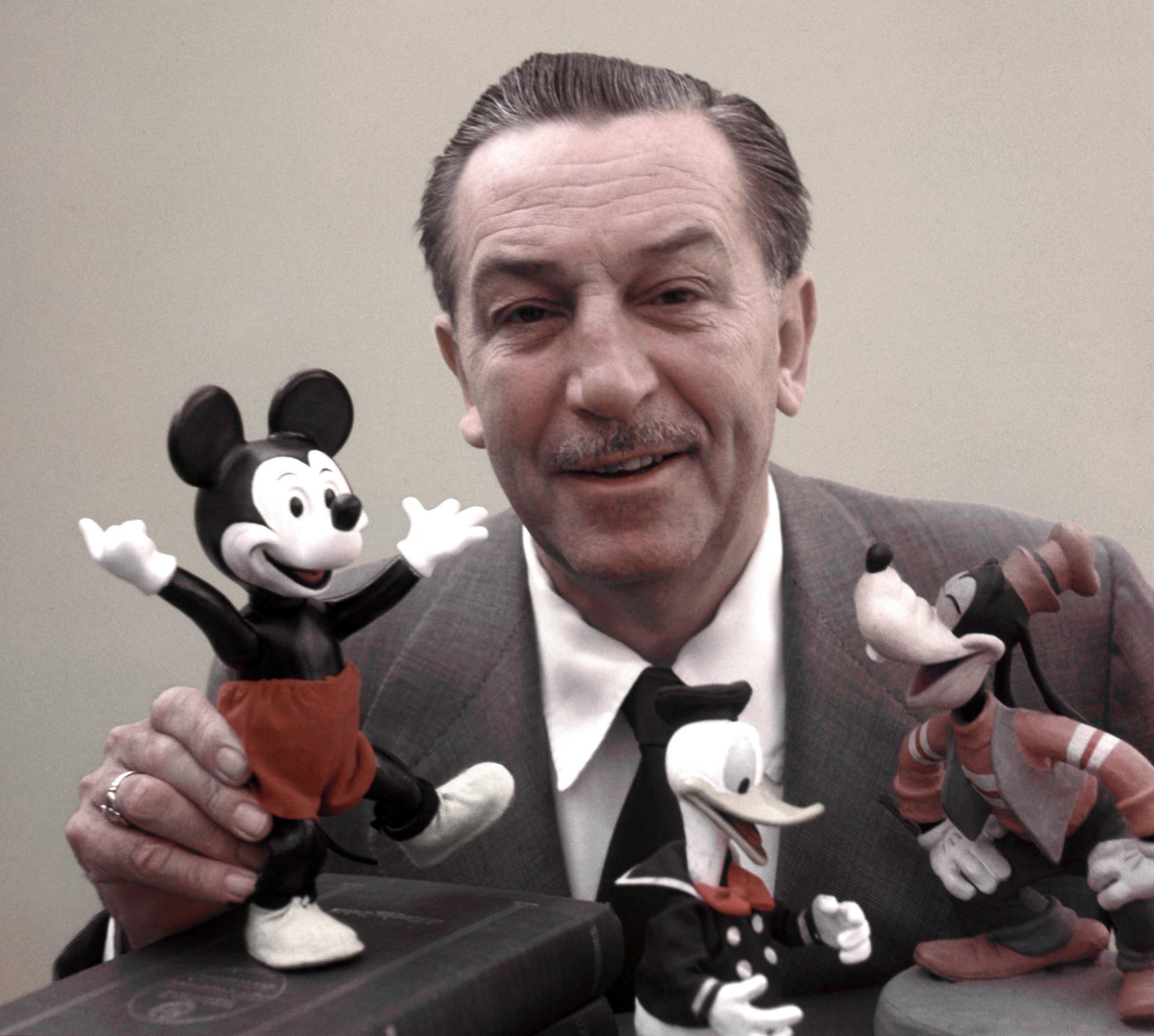 Walt disney photo