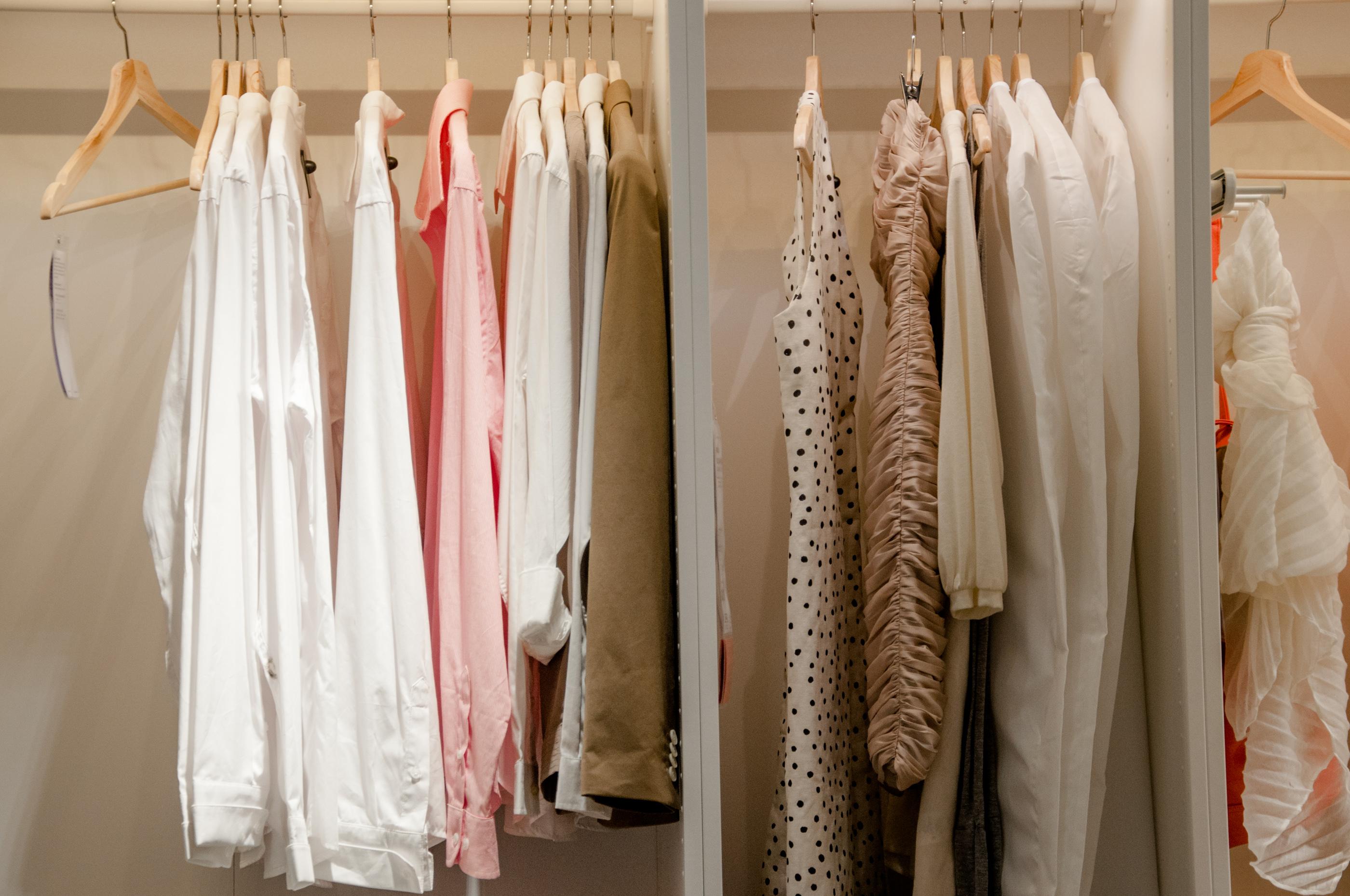 wardrobe, Shirts, Ordinary, Organization, Regular, HQ Photo