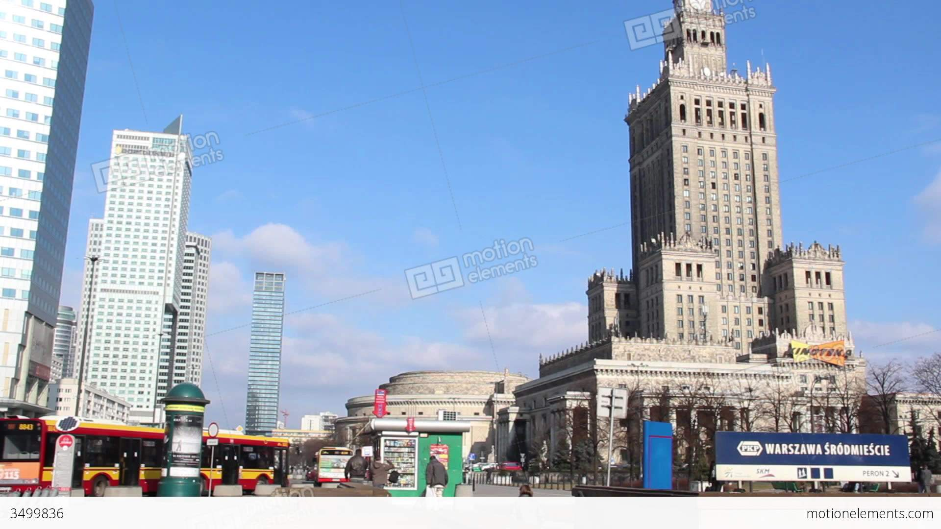 Warsaw city photo
