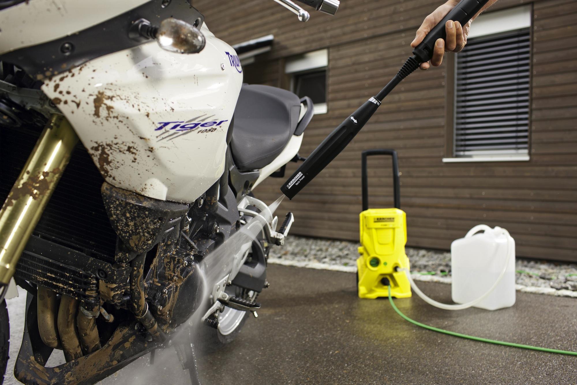 Top 10 tips for washing your motorcycle - Motorbike Writer