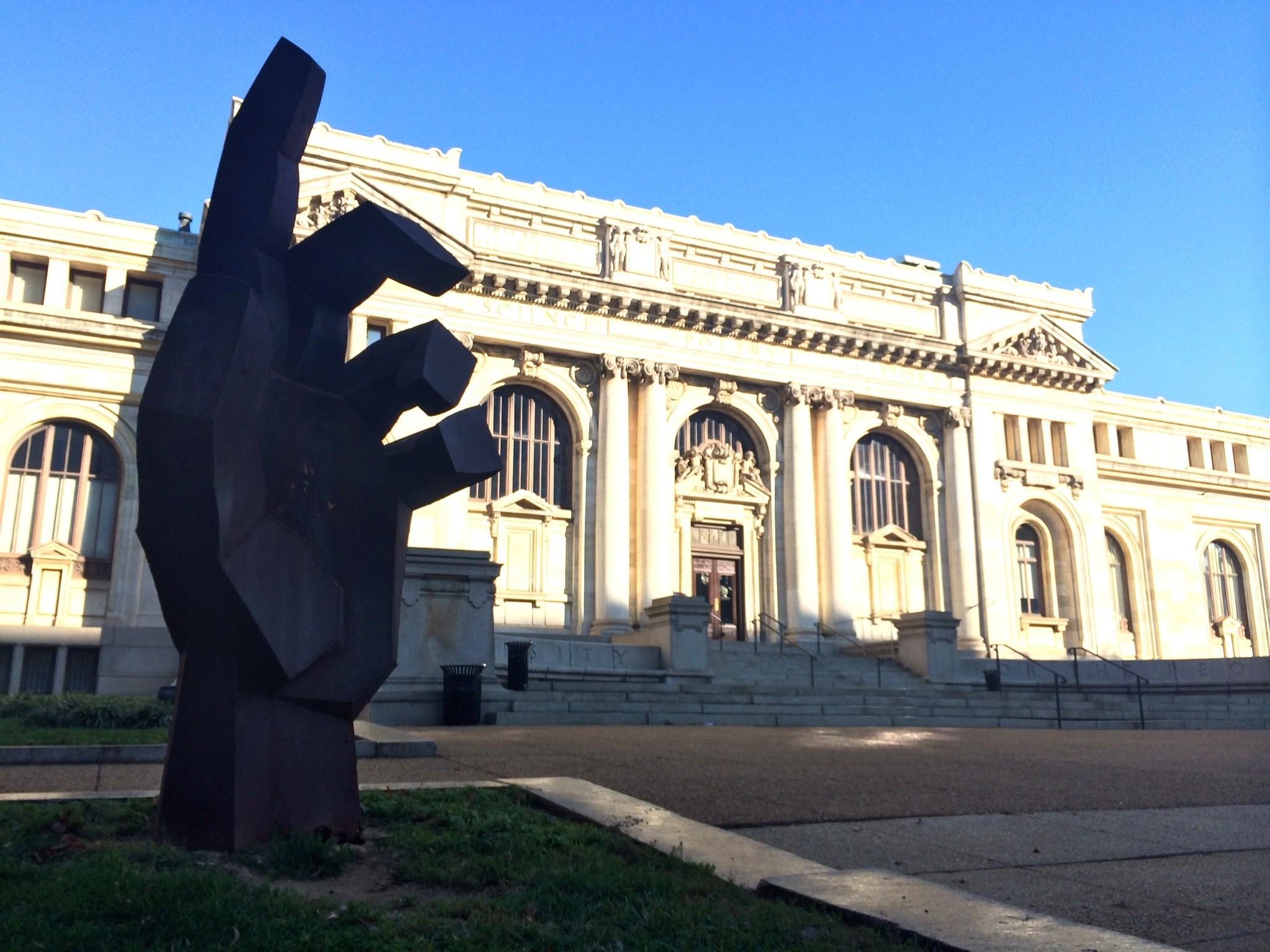 Hand Over Washington History - The Historical Society of Washington ...