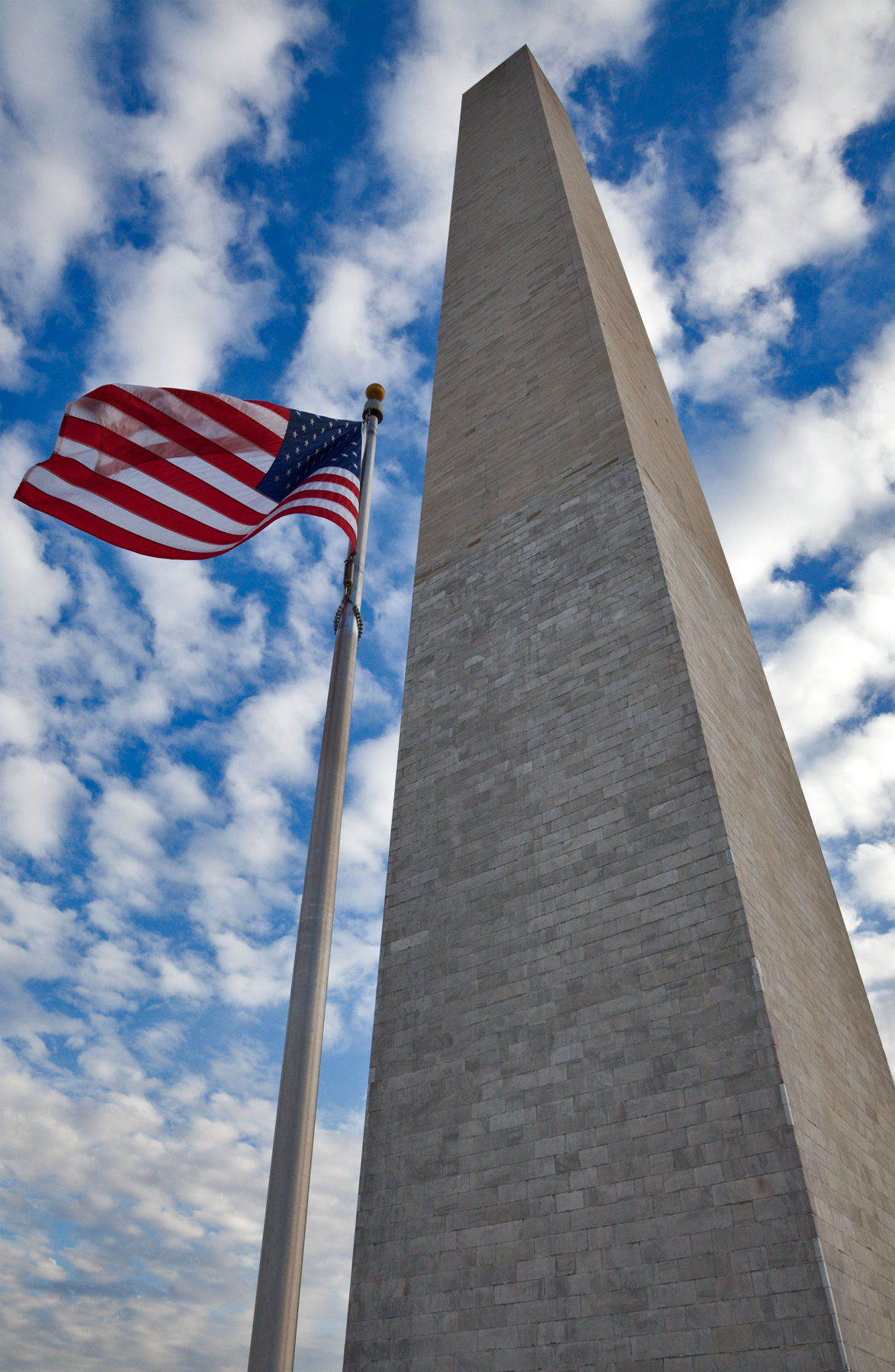 Washington Monument, America, Stripes, Red, Resource, HQ Photo