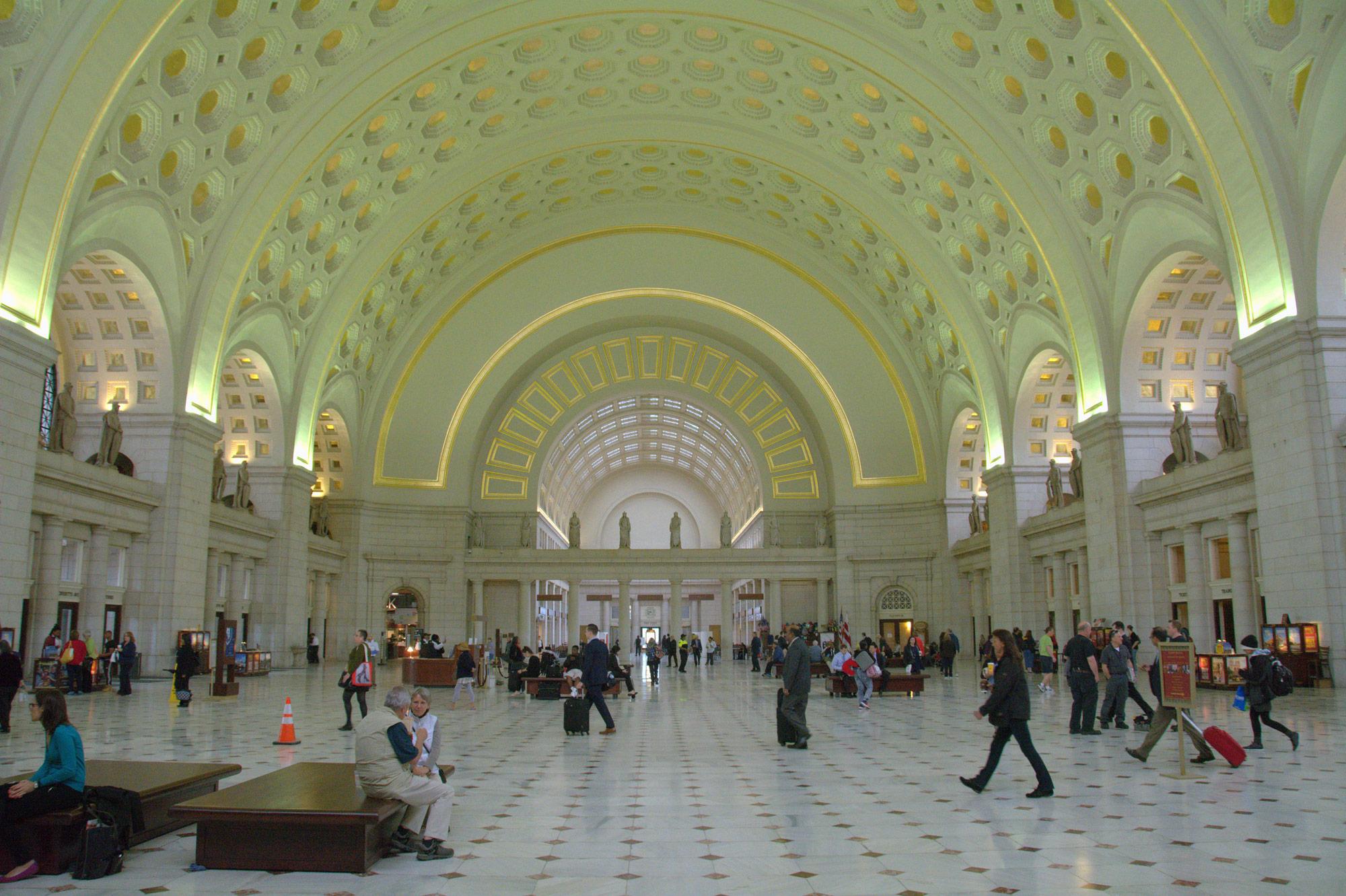 Washington union station photo