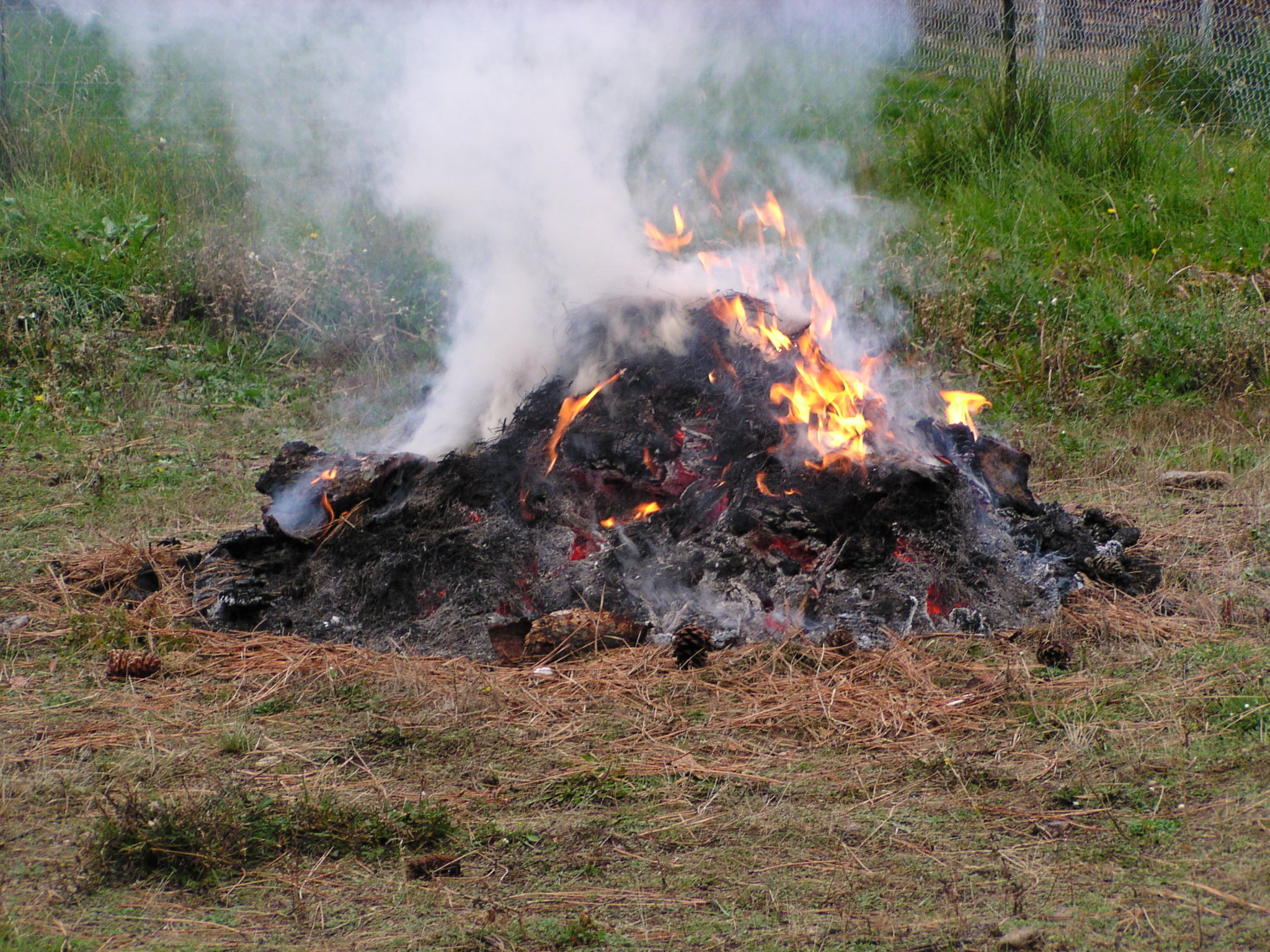 Burn Ban Approved in Mt. Vernon | WJPF News Radio