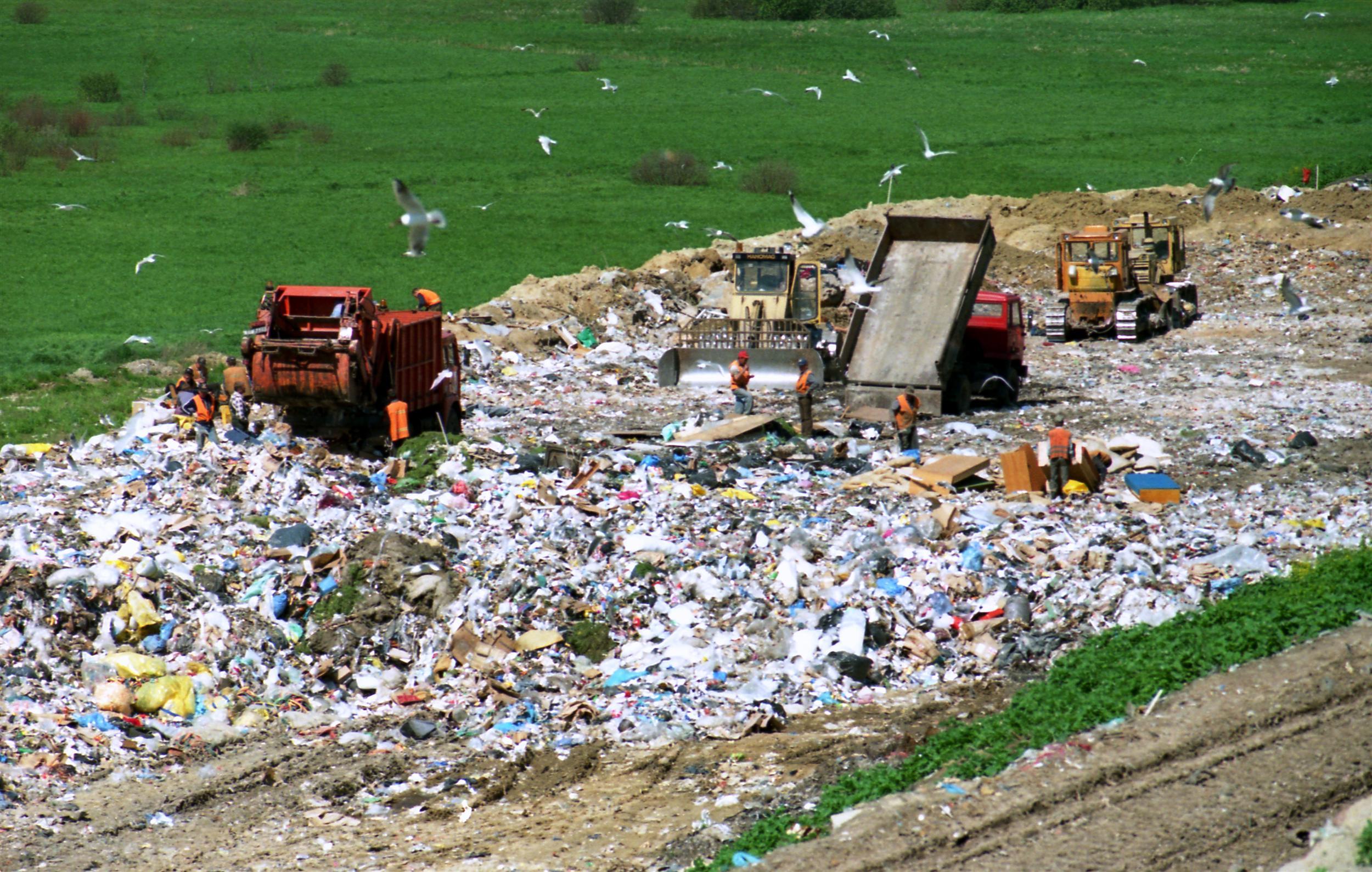 Landfill - Wikiwand