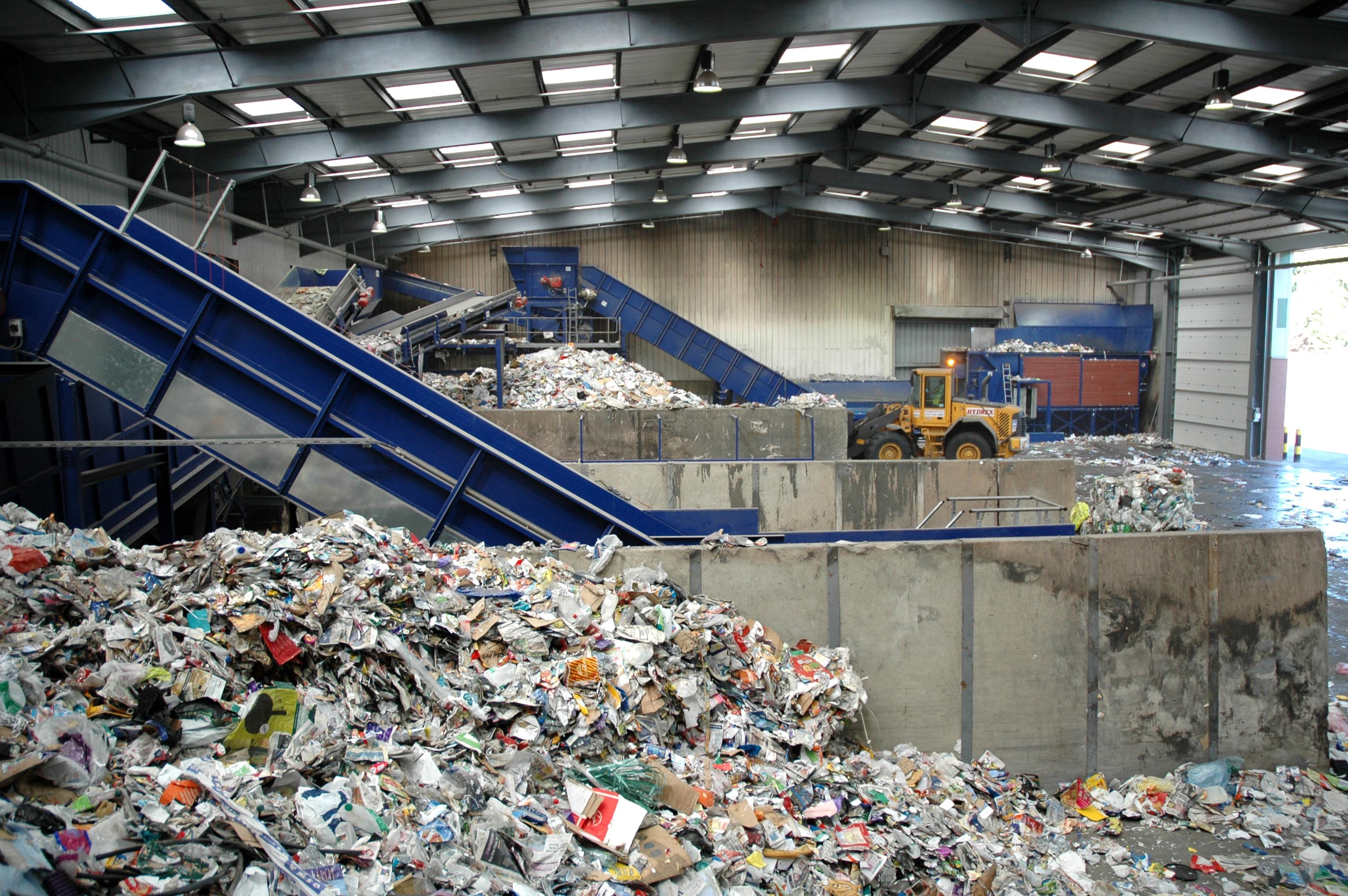 Waste management | Umweltbundesamt
