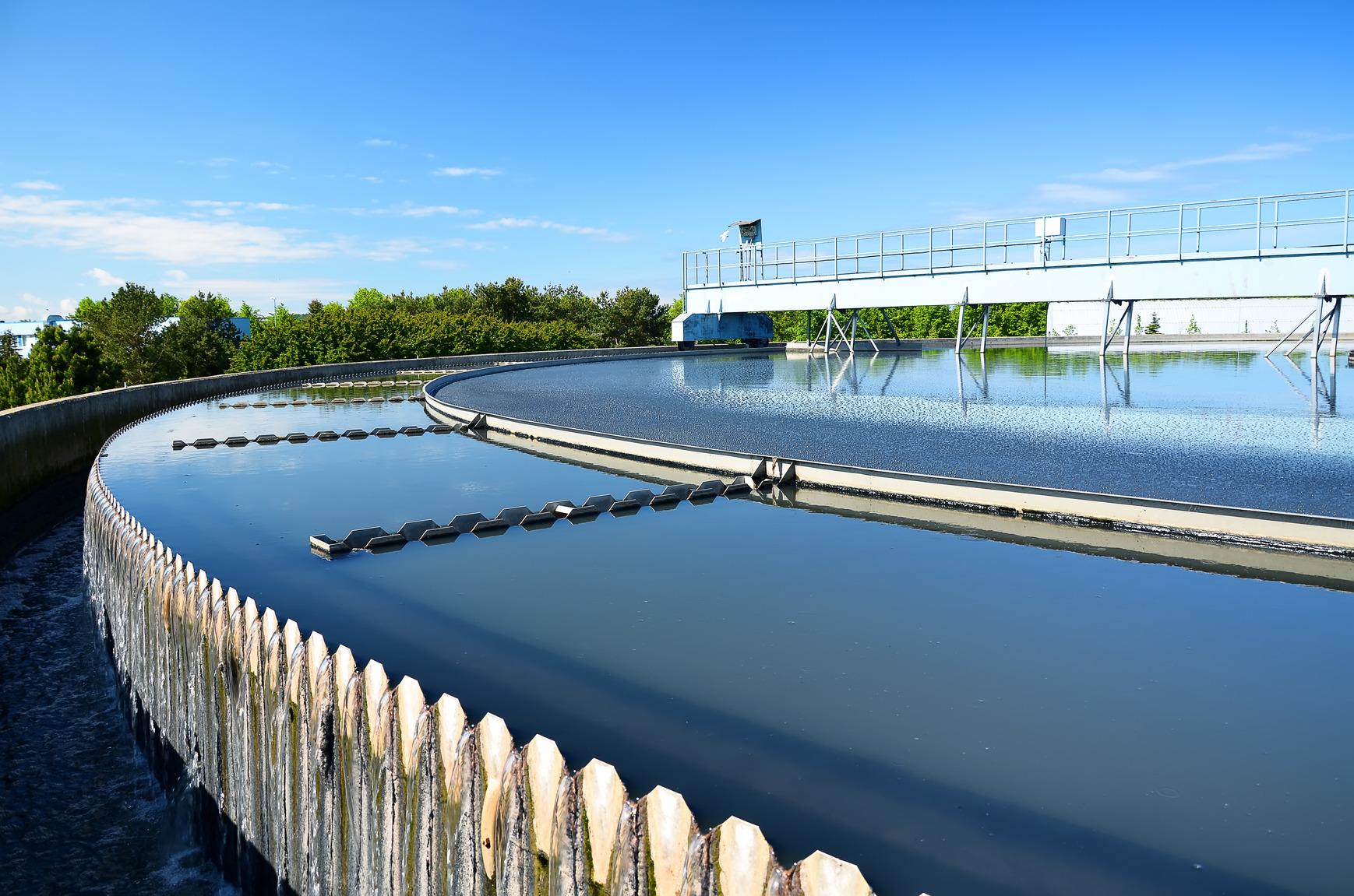 Wastewater treatment photo