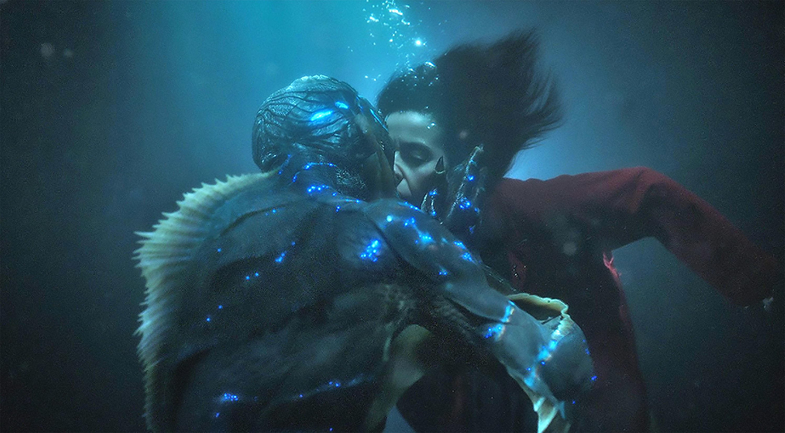 The Shape of Water Is Weird and Wonderful and Actually Pretty ...