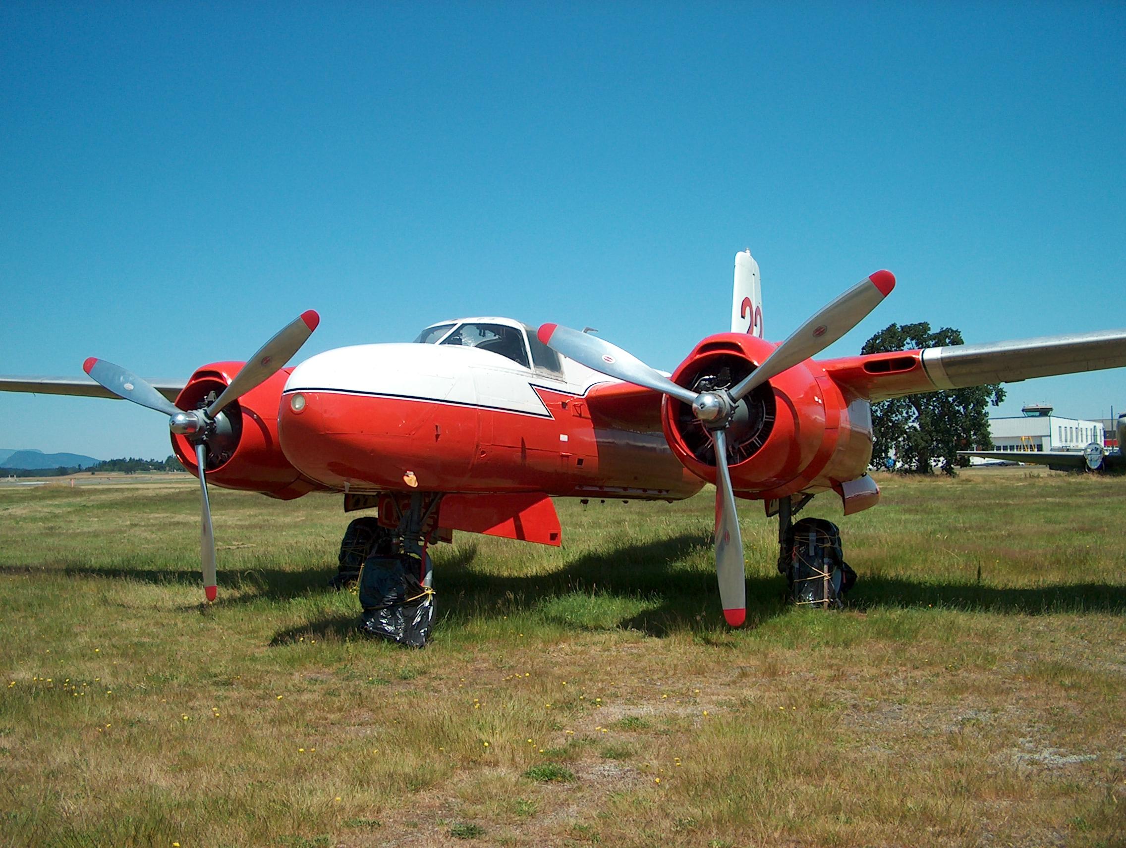 File:B-26 water bomber.JPG - Wikimedia Commons