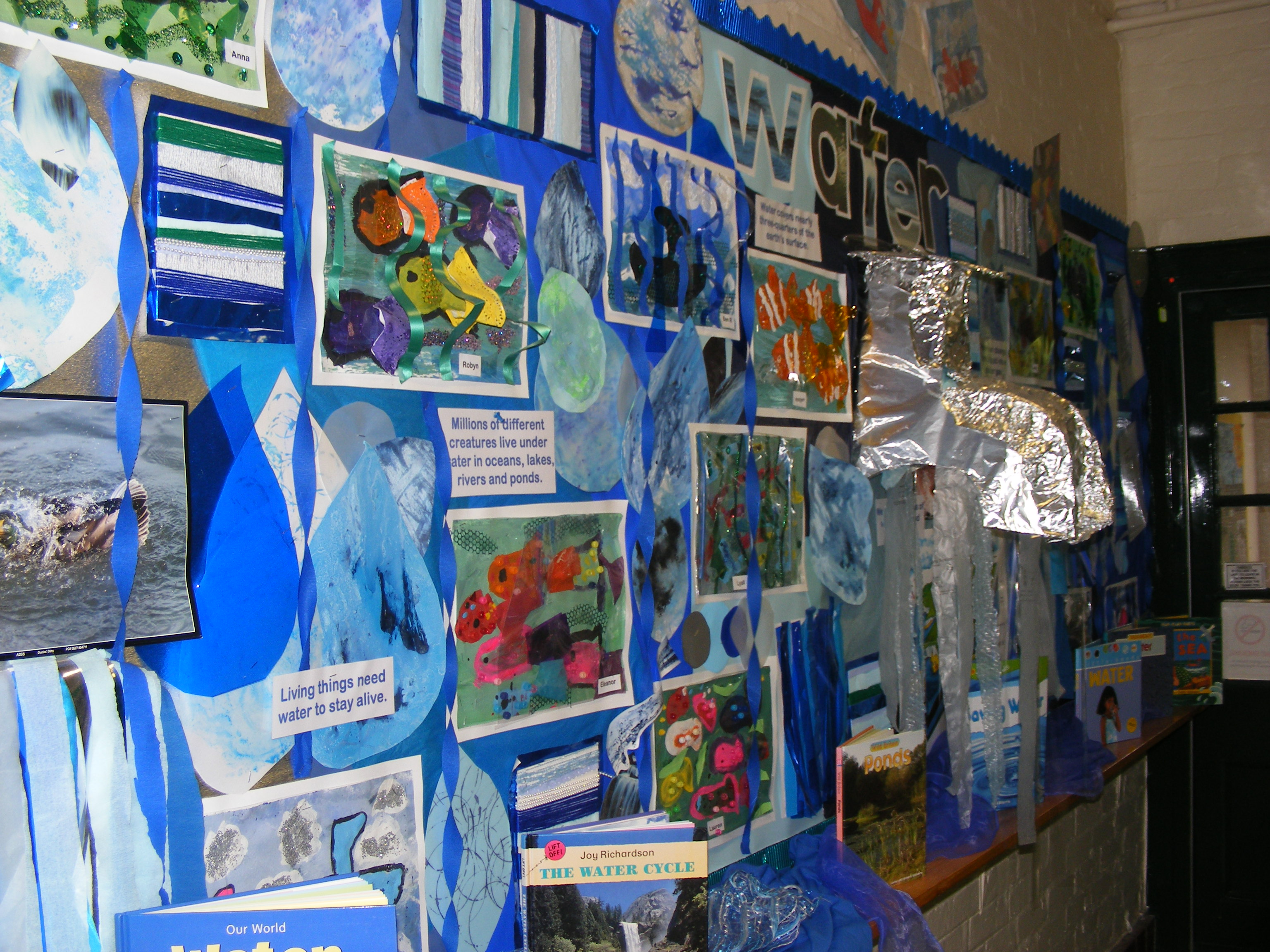 Coleshill Infants' School Saves Water Mission Update! : News from ...