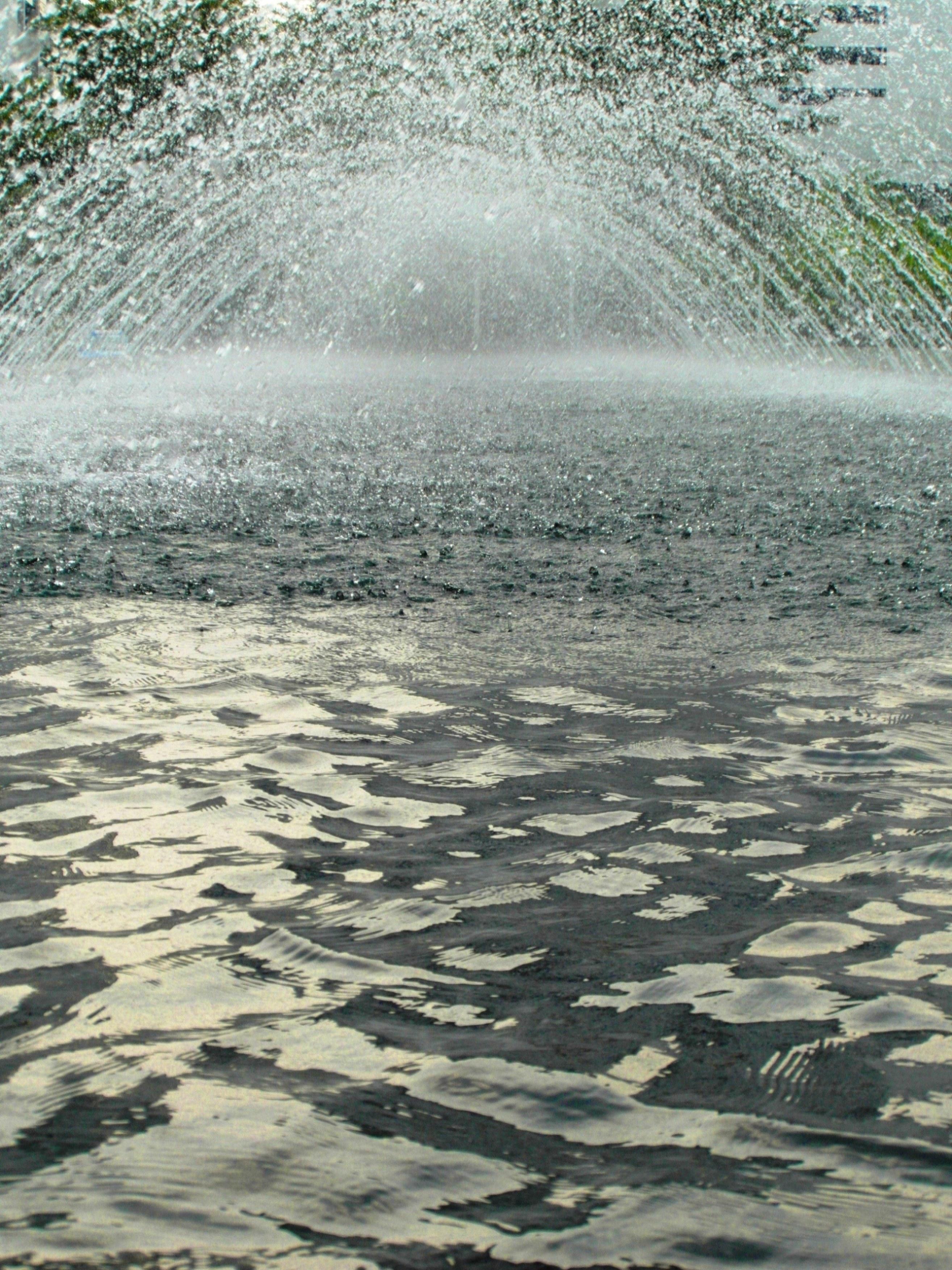 Water Display, Abstract, Splashing, Park, Pond, HQ Photo