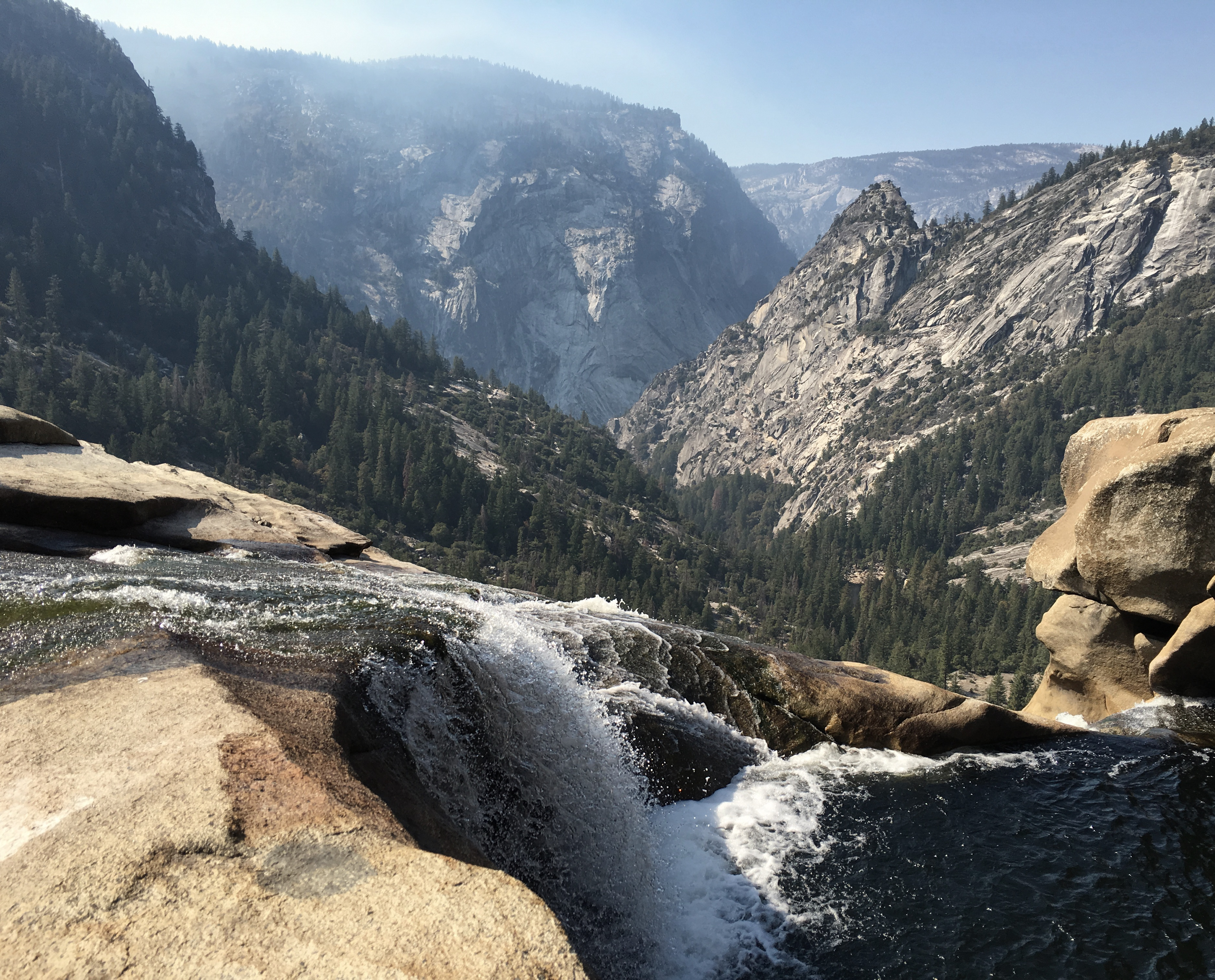 Water flow photo