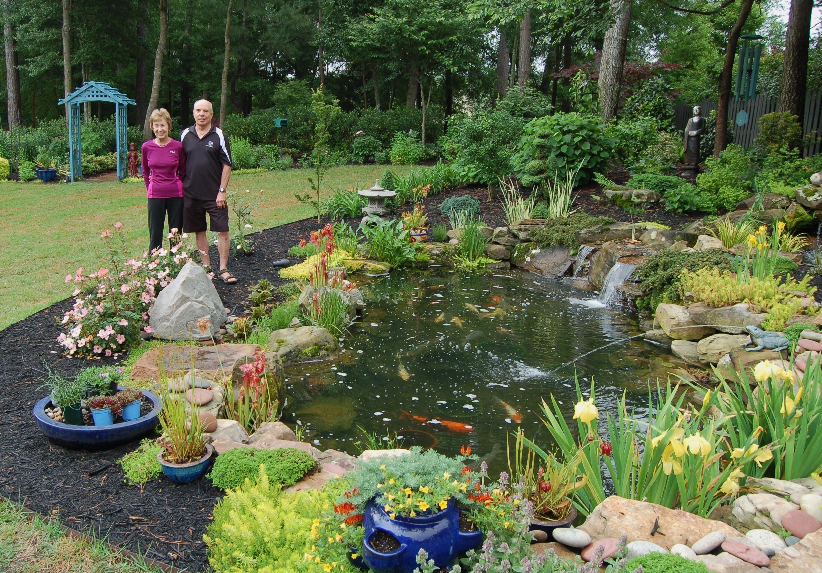 SC Koi & Water Garden Society Opens 2013 Tour | Hortitopia