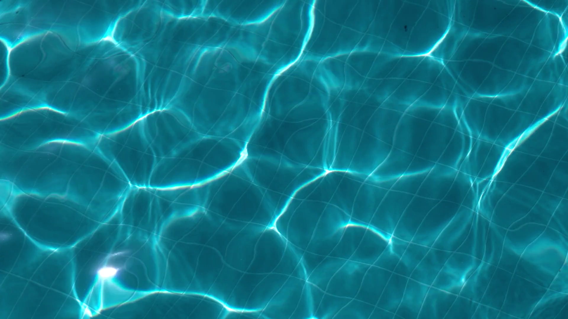 Ripple Blue Water in Swimming Pool, Water Texture Motion Background ...