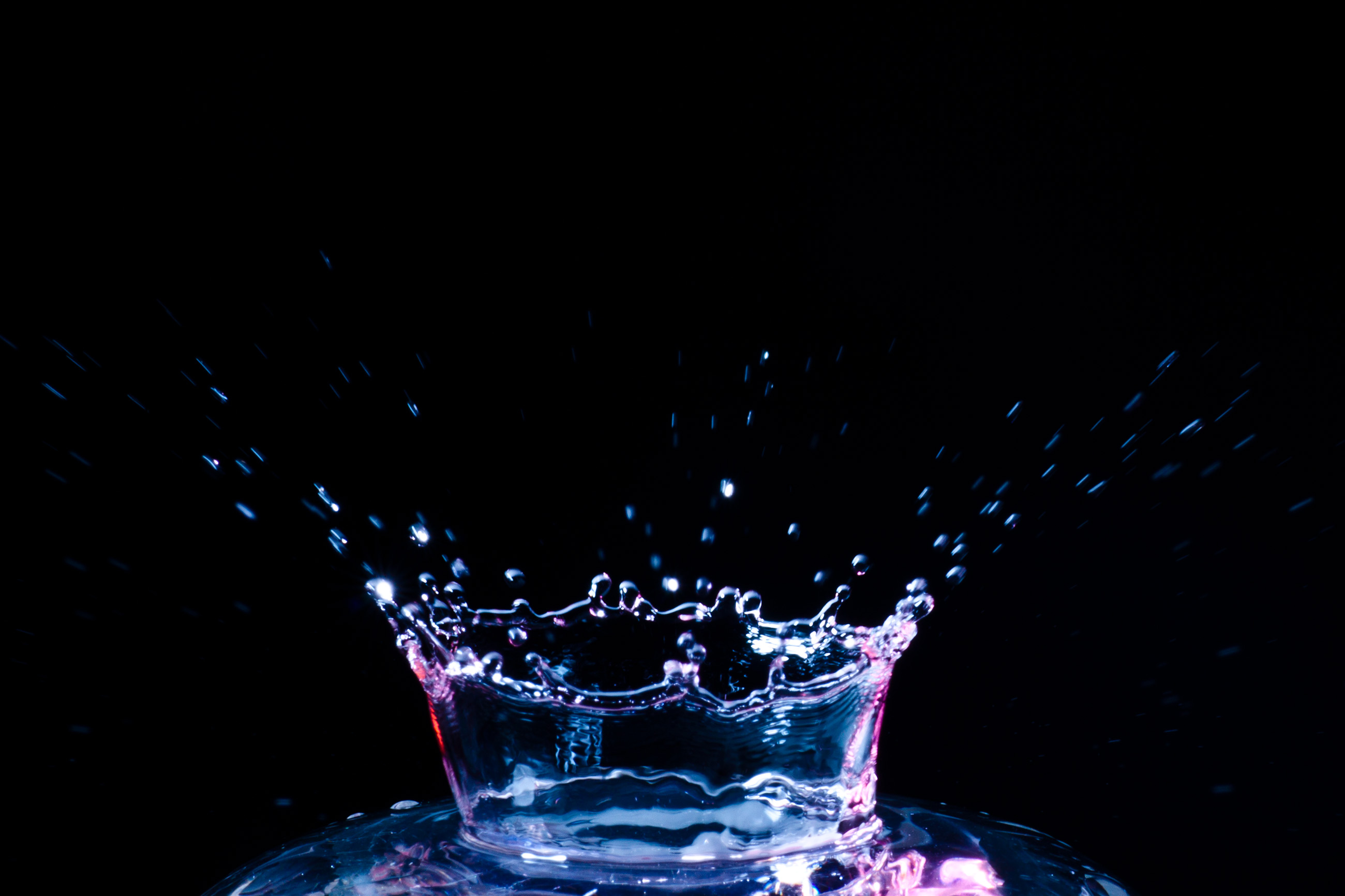 Water Splash, Abstract, Image, Wave, Water, HQ Photo
