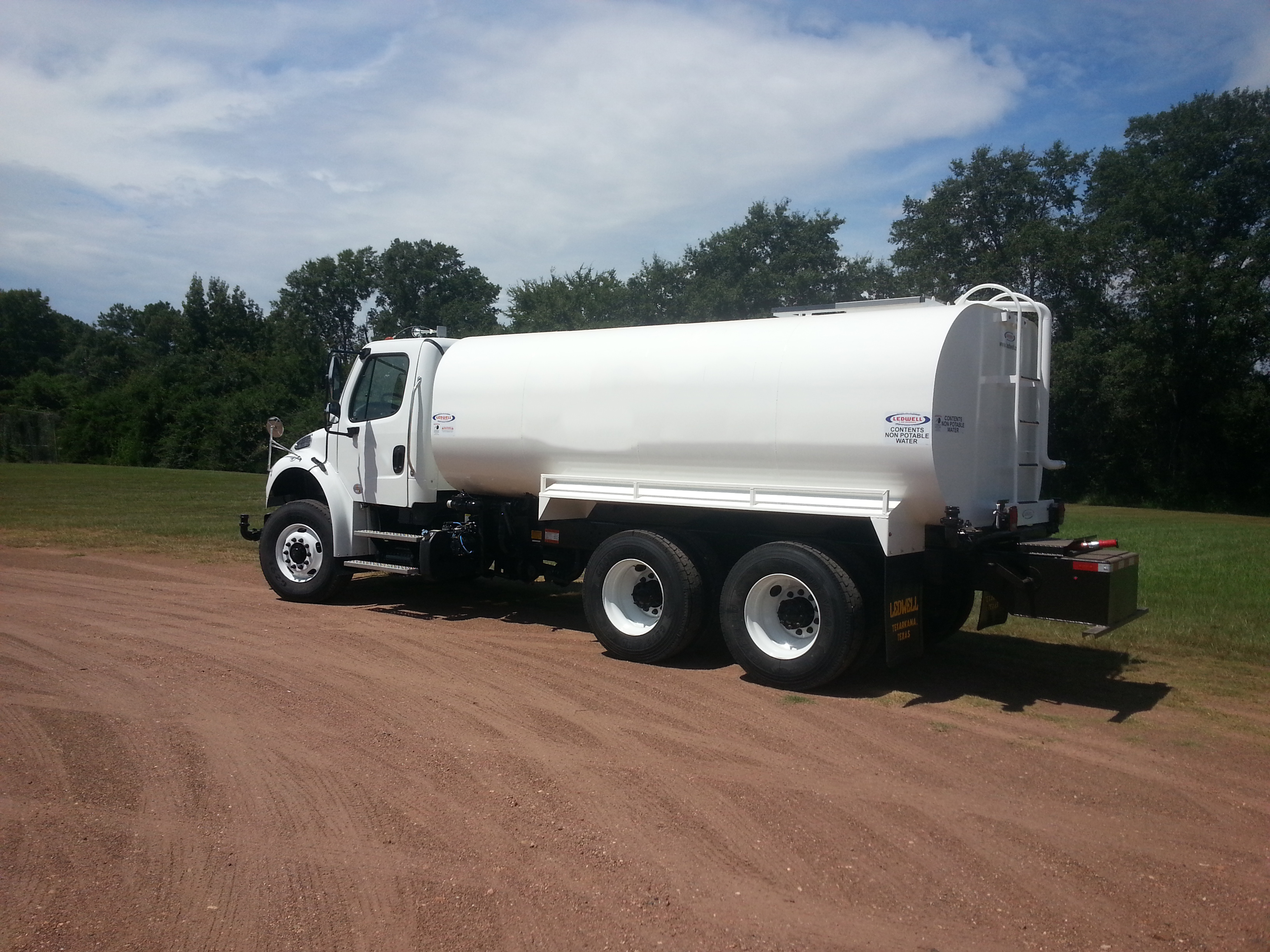 Free photo: Water tank truck - Tank, Truck, Water - Free Download