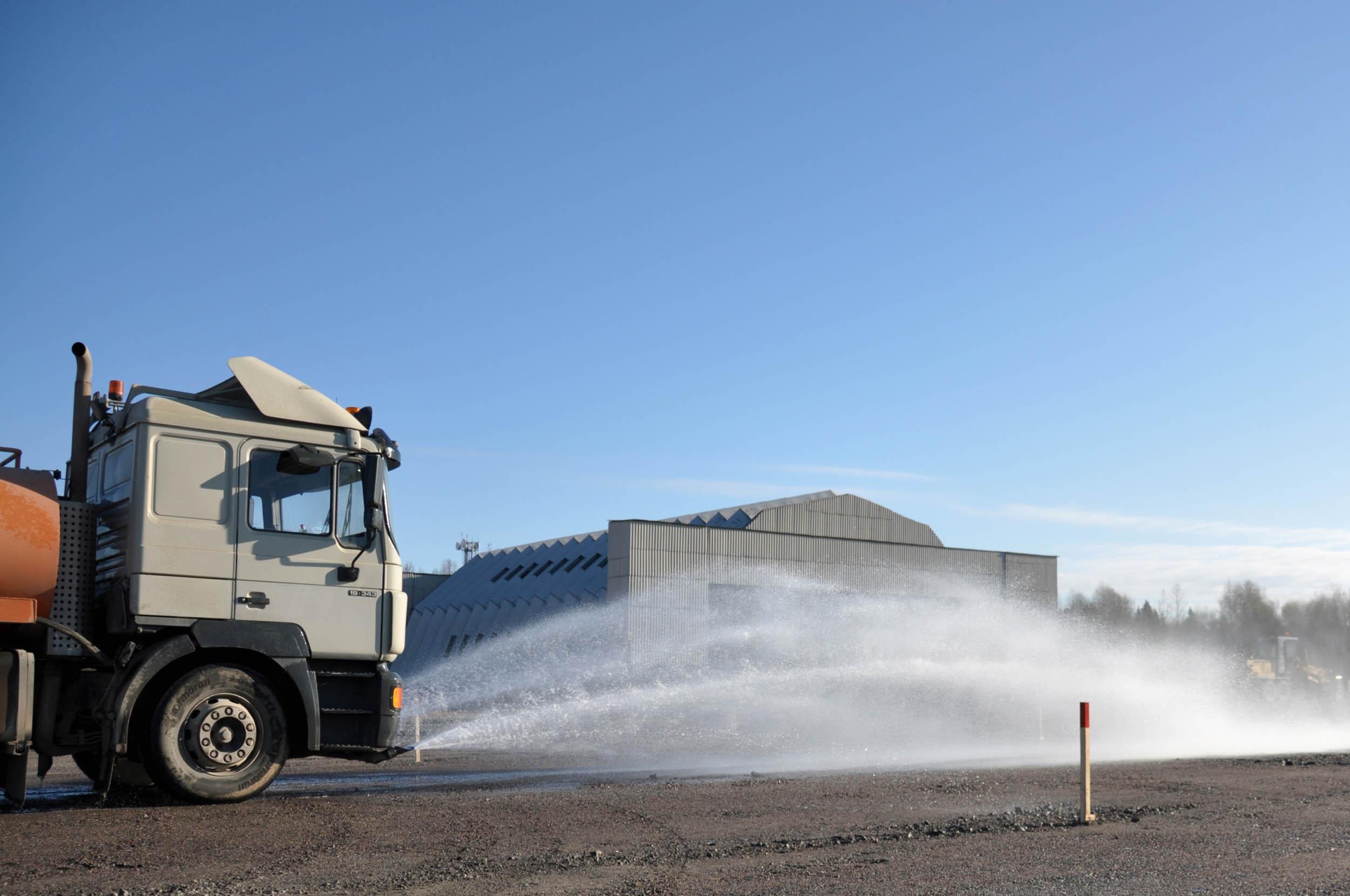 Water tank truck, Bluesky, Compaction, Machine, Machinery, HQ Photo