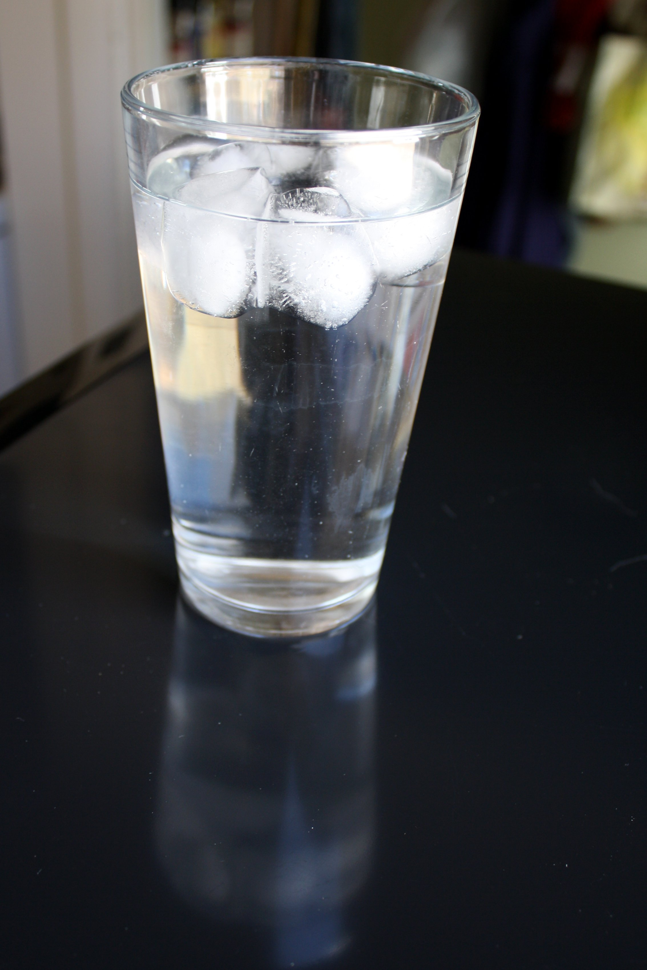 Glass of Ice Water Picture | Free Photograph | Photos Public Domain