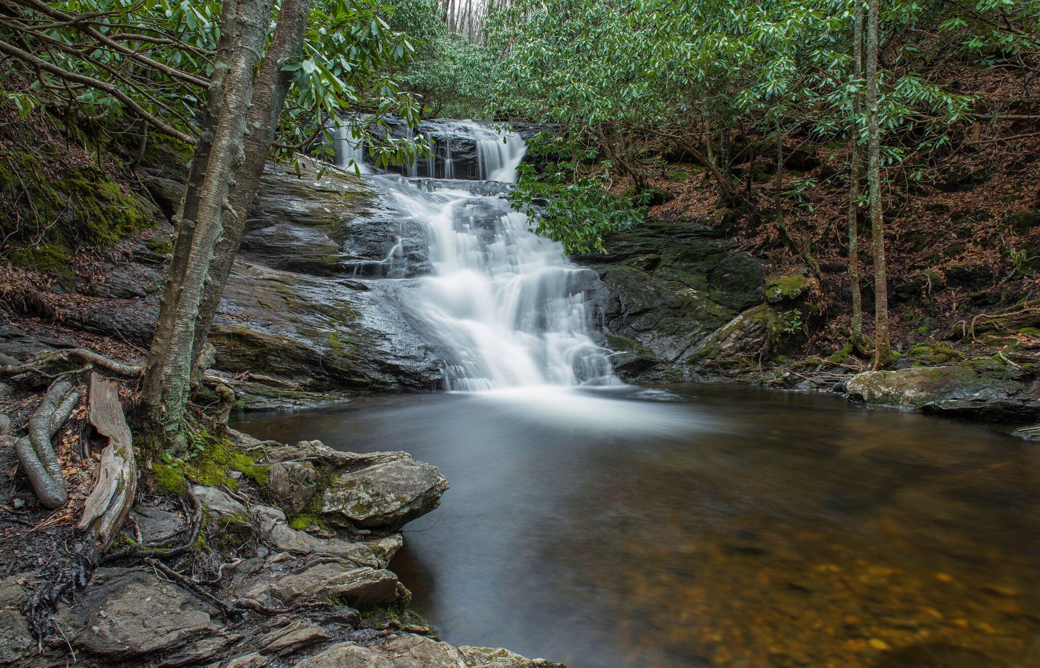 Waterfalls WNC - Discover Franklin, North Carolina