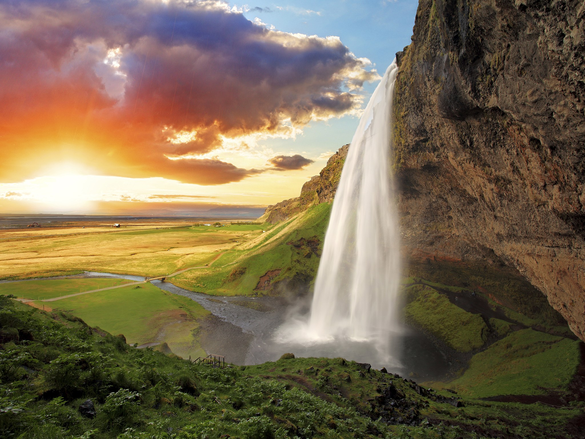 15 Most Beautiful Waterfalls in the World - Condé Nast Traveler