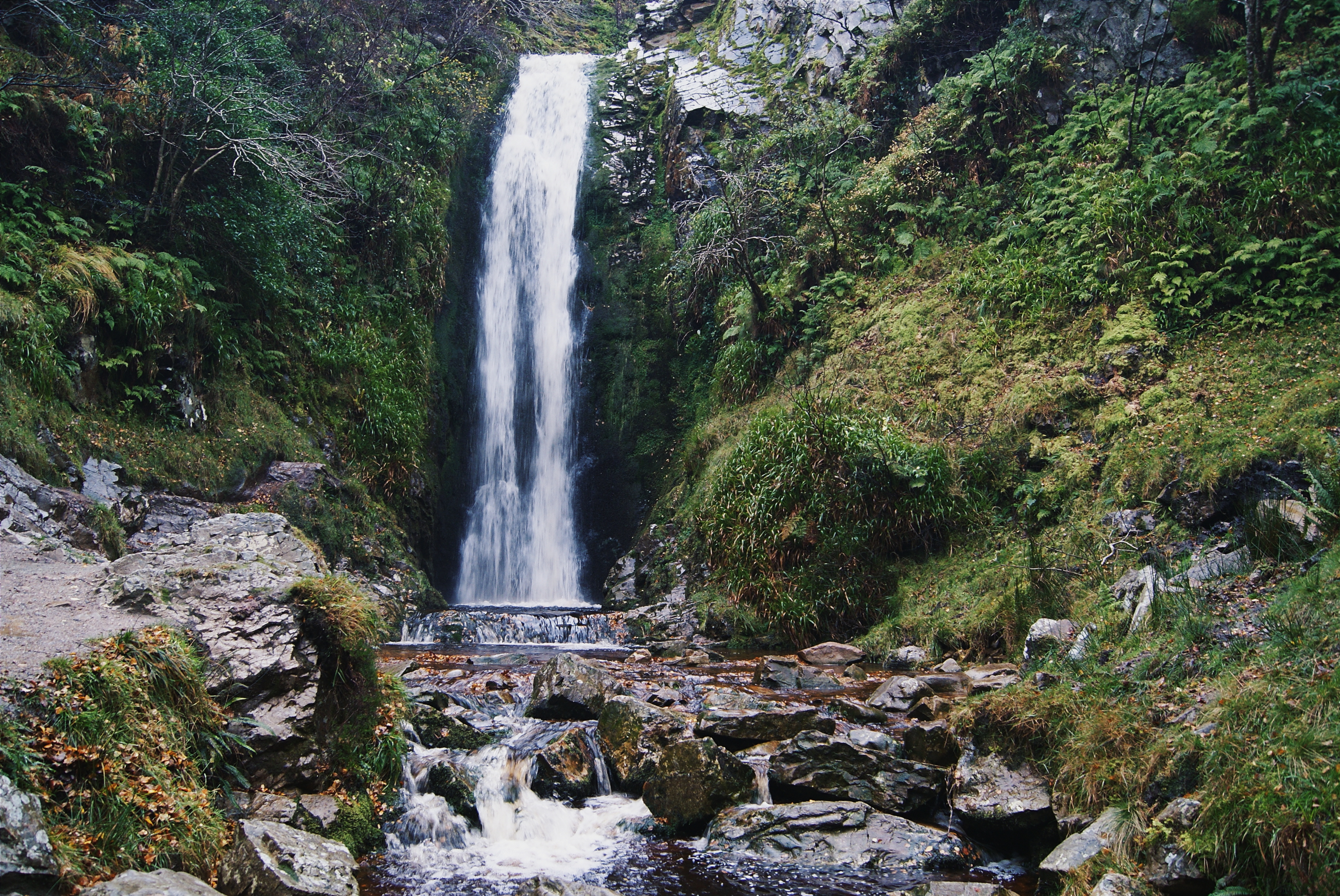 Days Out in Donegal: Visiting Glenevin Waterfall | GKM