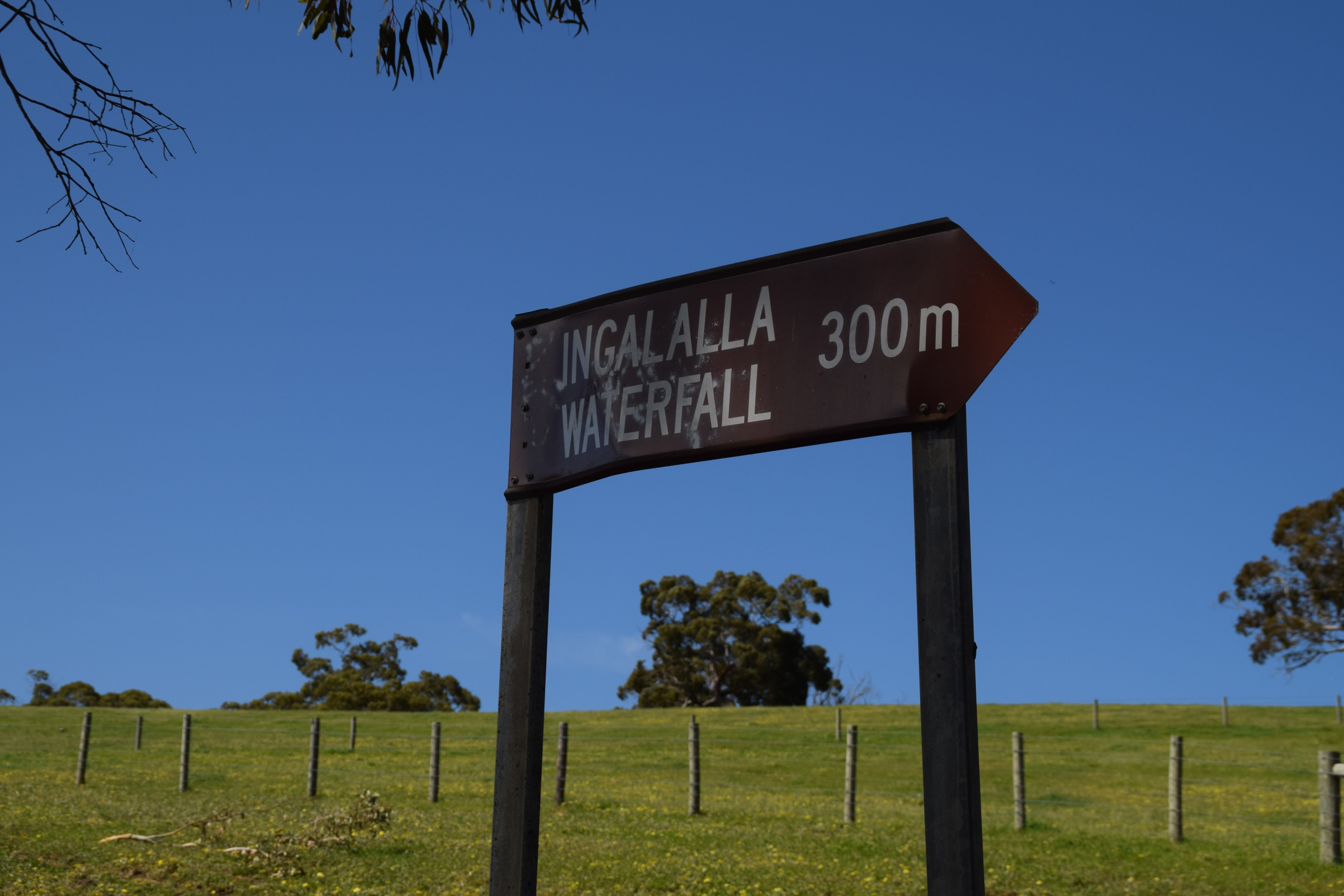 Ingalalla Waterfalls and Picnic Grounds - Adelaide