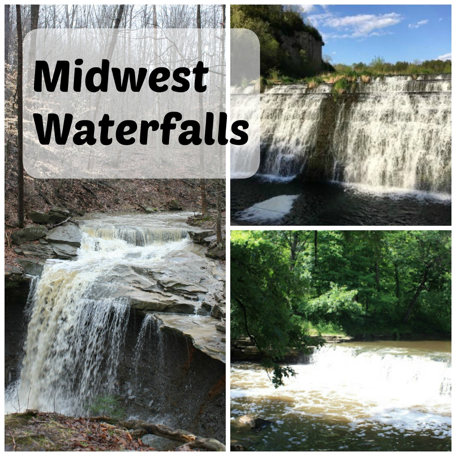 A Little Time and a Keyboard: Waterfalls of the Midwest