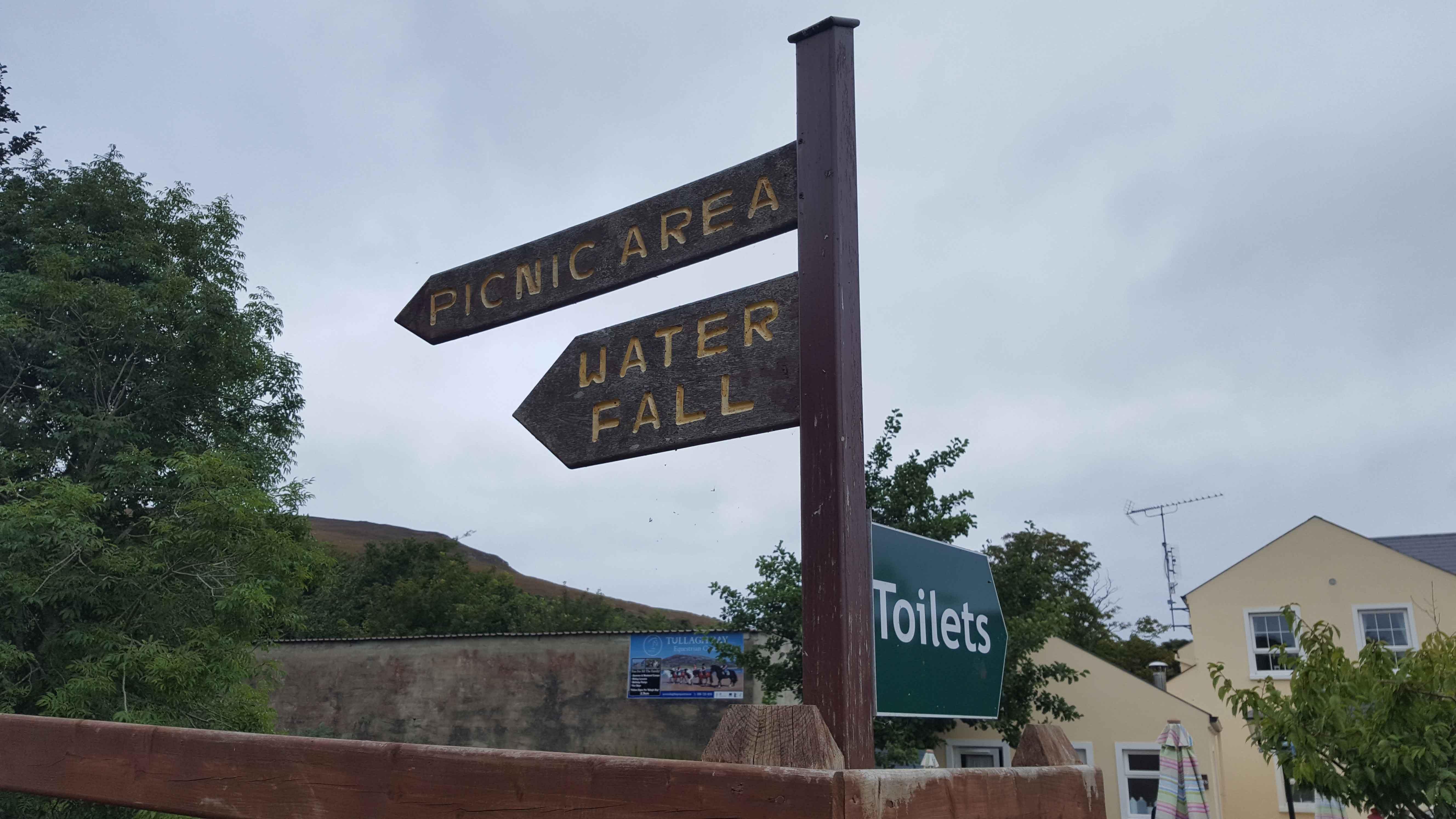 Wild Atlantic Way – Binion Bay to Glenevin Waterfall – Day Two - Part 1