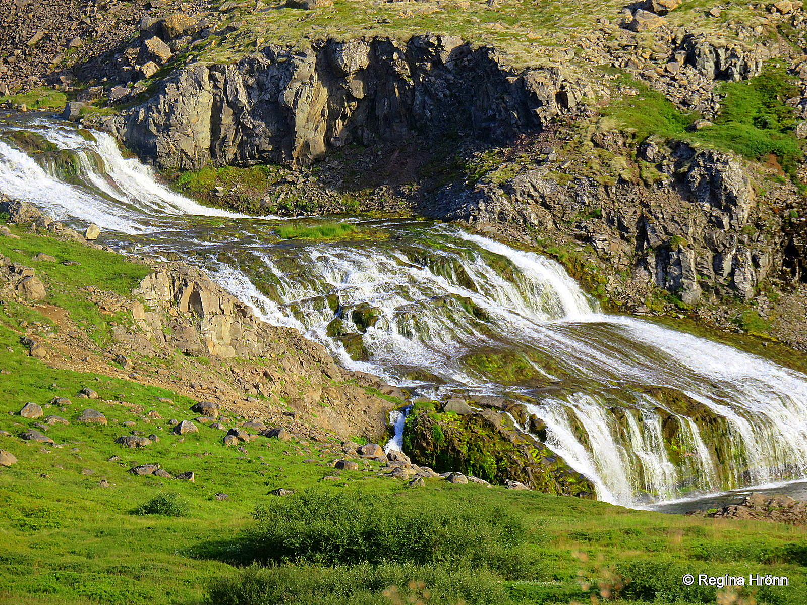 The Magnificent Dynjandi Waterfall - the Jewel of the Westfjords of ...