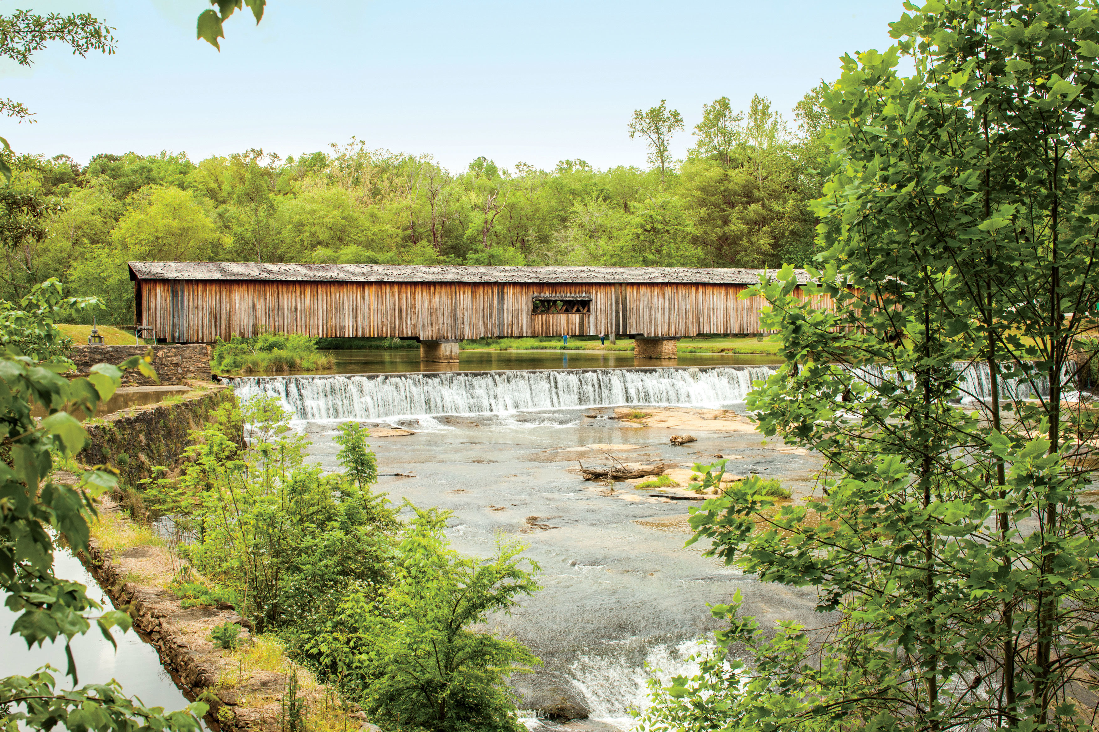 The South's Best Swimming Holes and Waterfalls - Southern Living