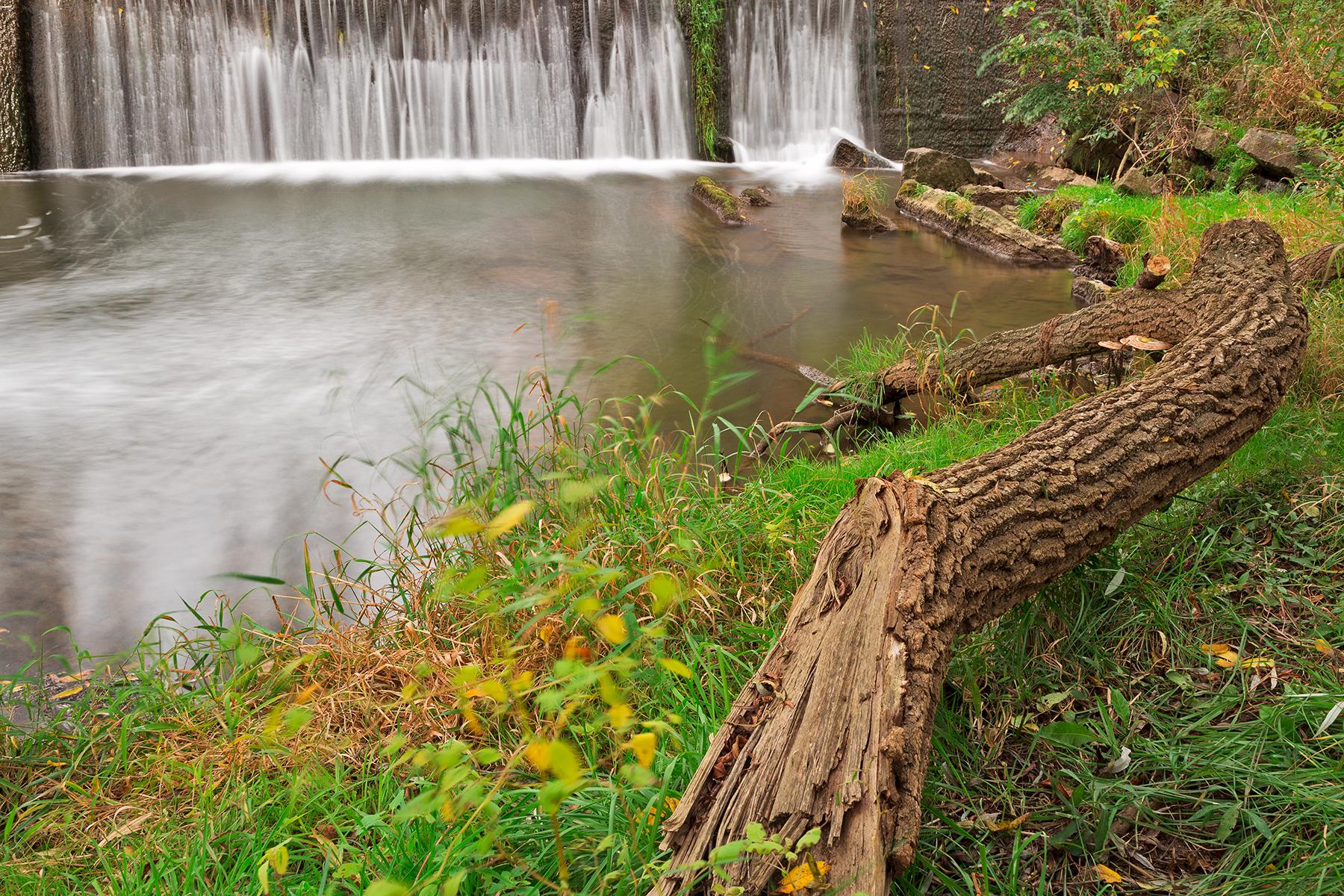 Waterside Mill Falls, America, Pretty, Shadows, Shadow, HQ Photo