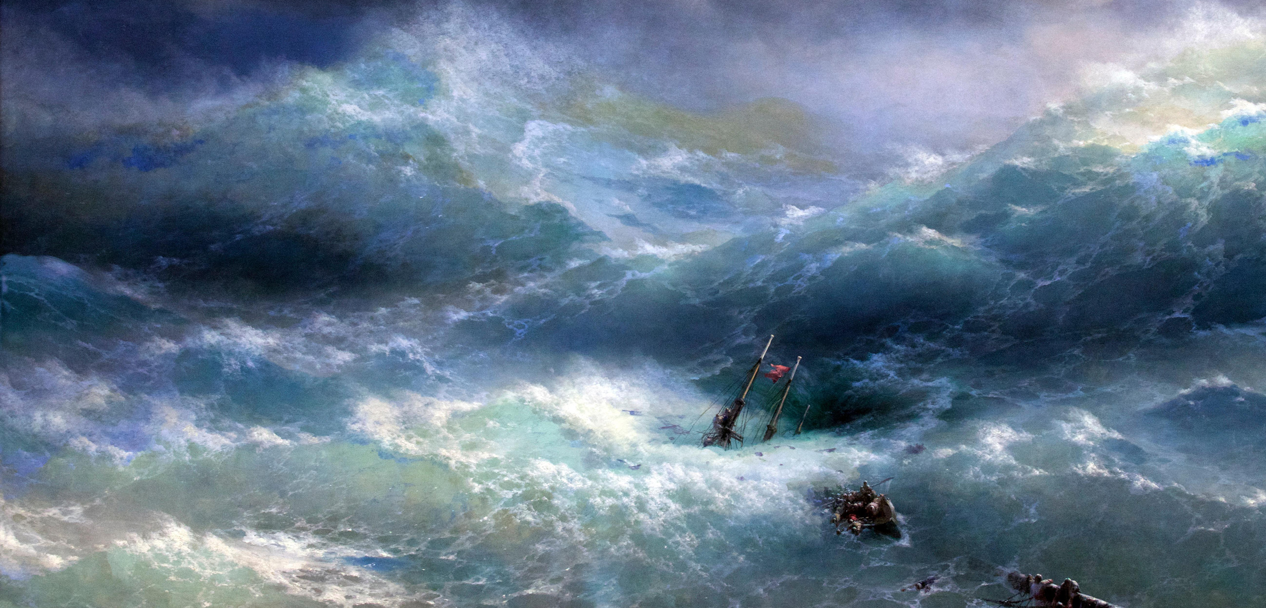 Validating Tall Tales of Rogue Waves | Hakai Magazine