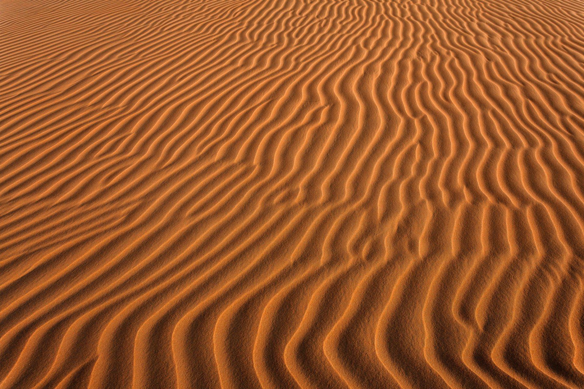 desert sand waves nature HD wallpaper