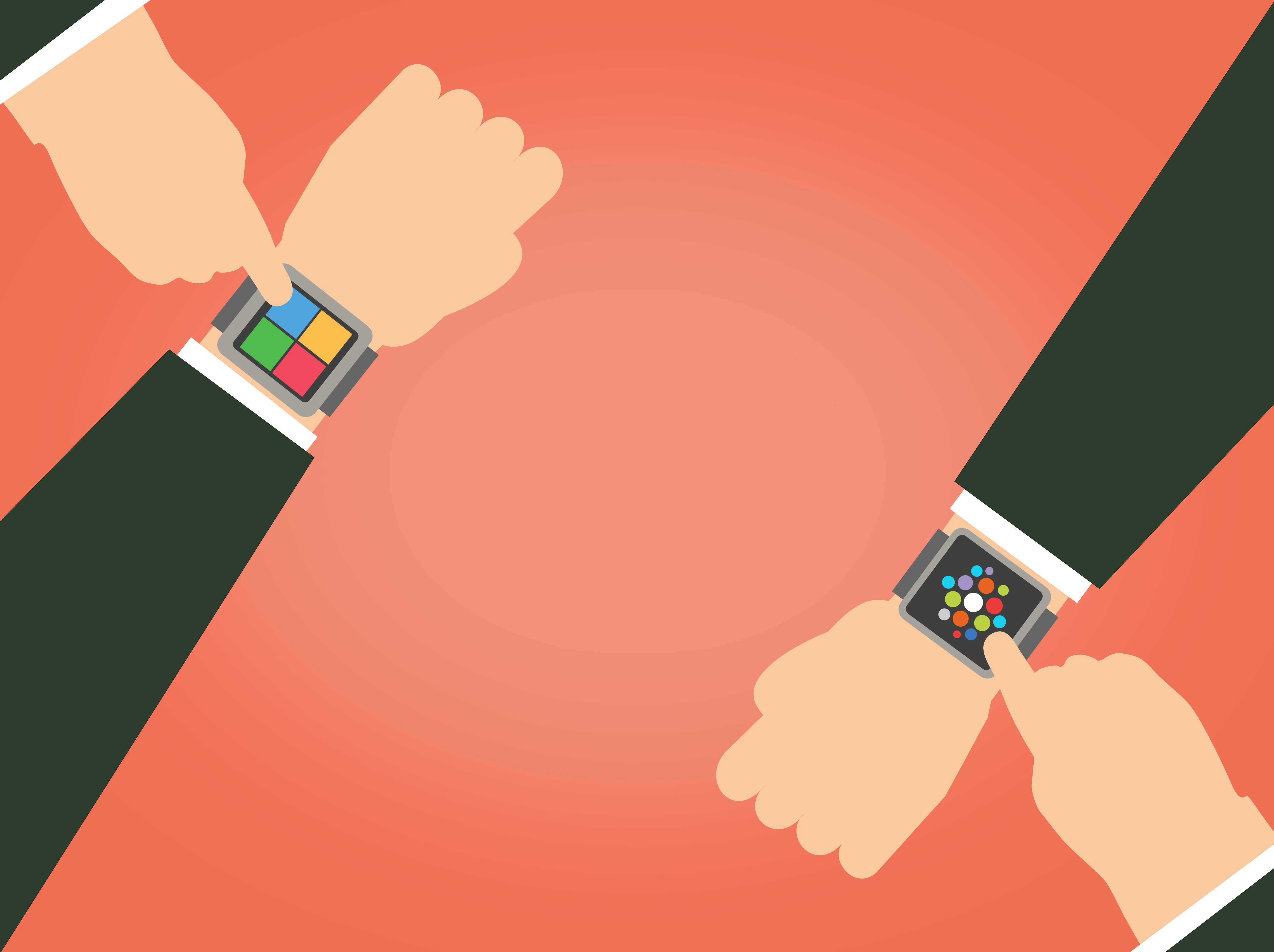 Wearables - the great smartwatch photo