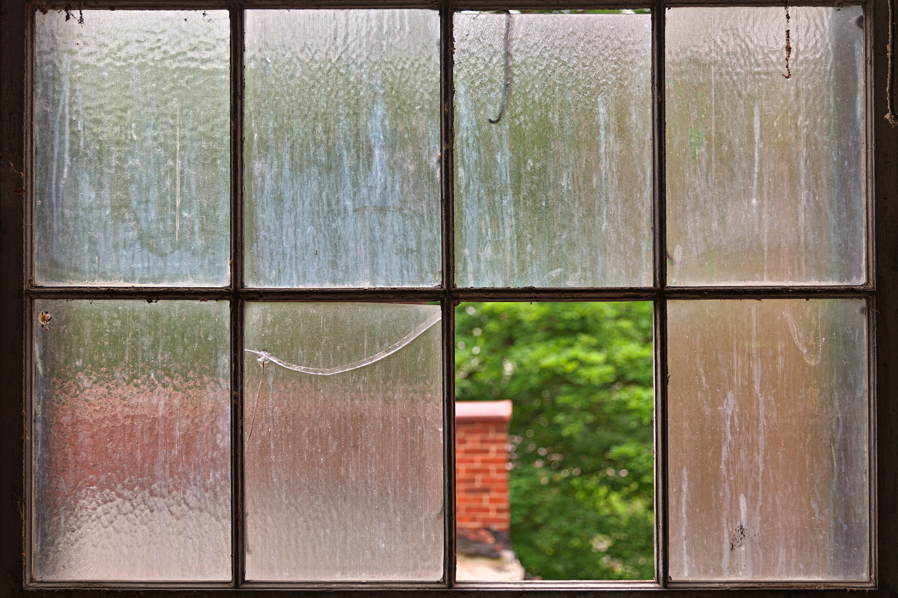 Weathered Window Frame - HDR, Abandoned, Outdoors, Row, Rough, HQ Photo