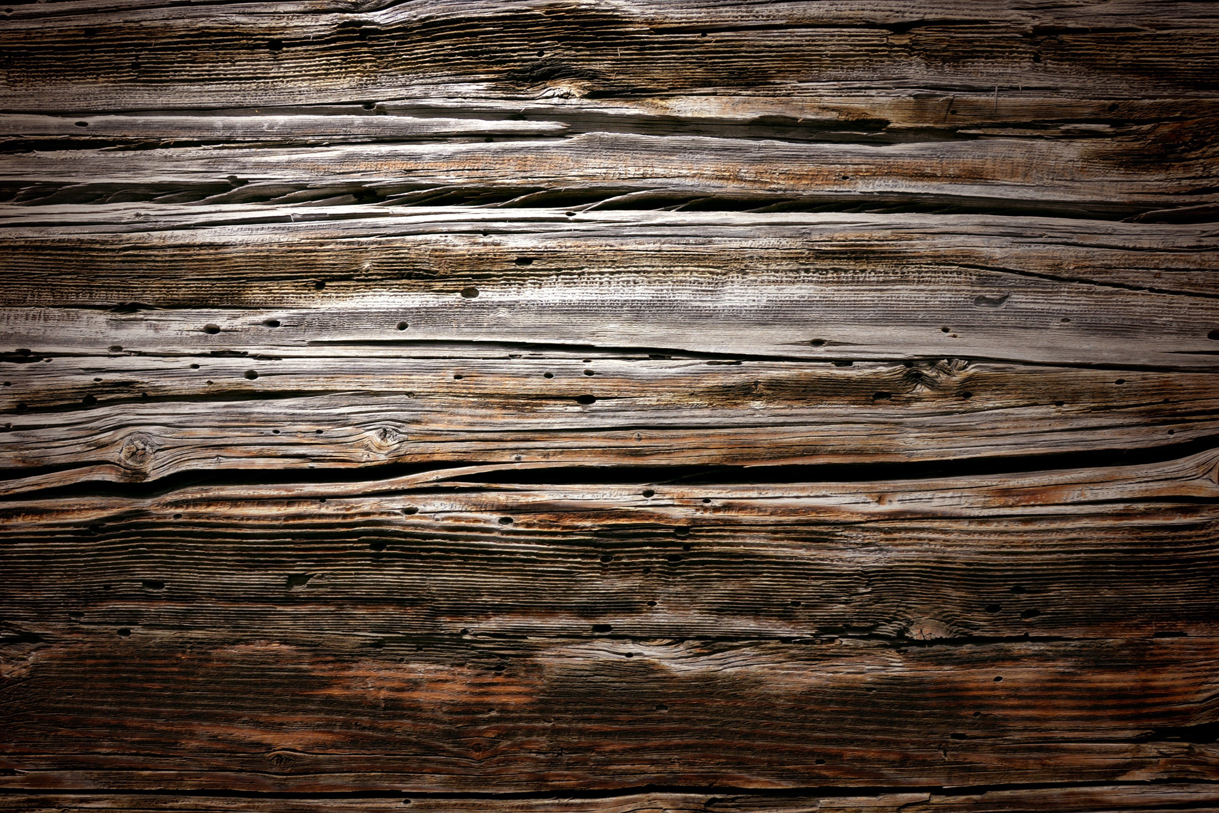 Weathered wood photo