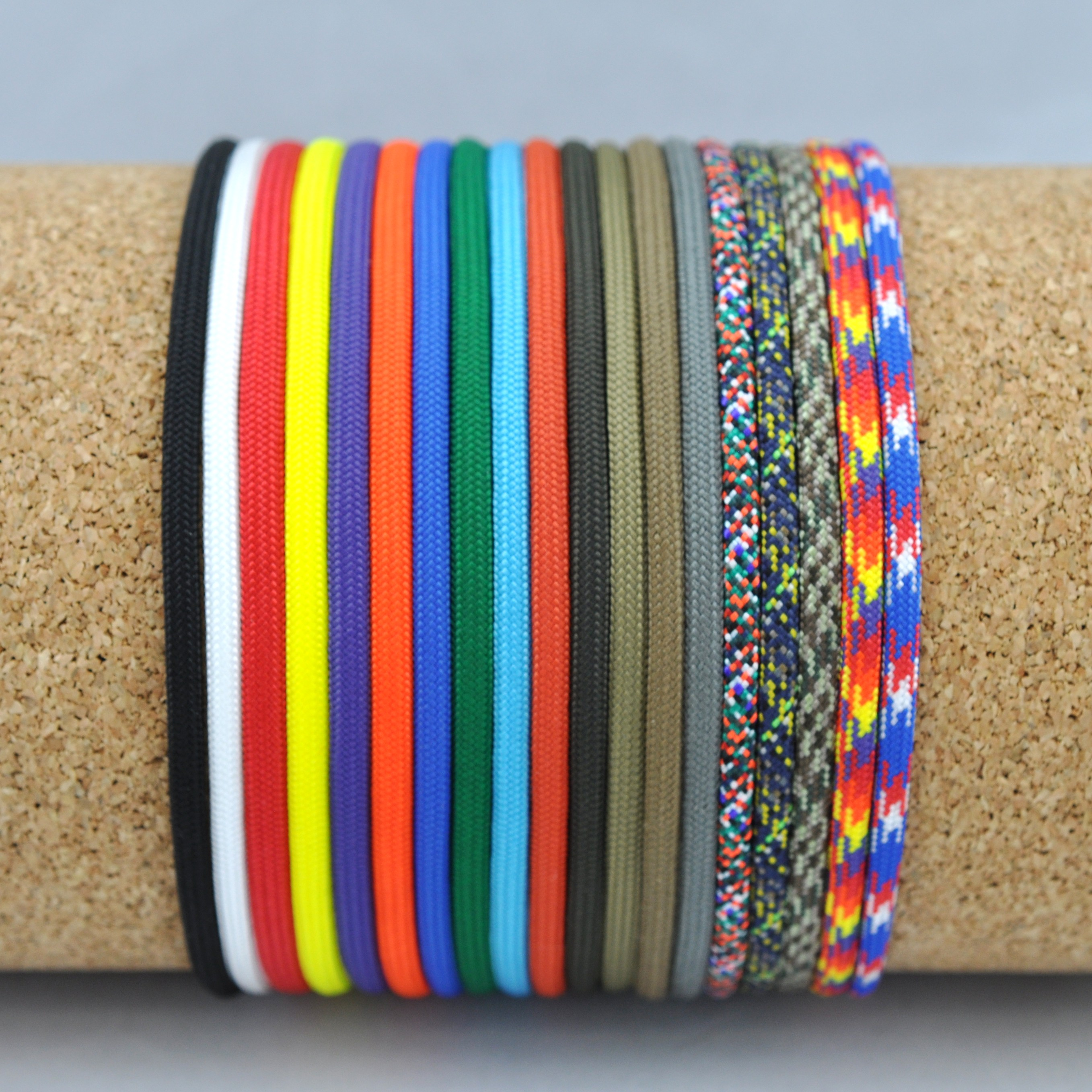 Nylon, Cotton, & Poly Webbing for Bags, Belts, & More!