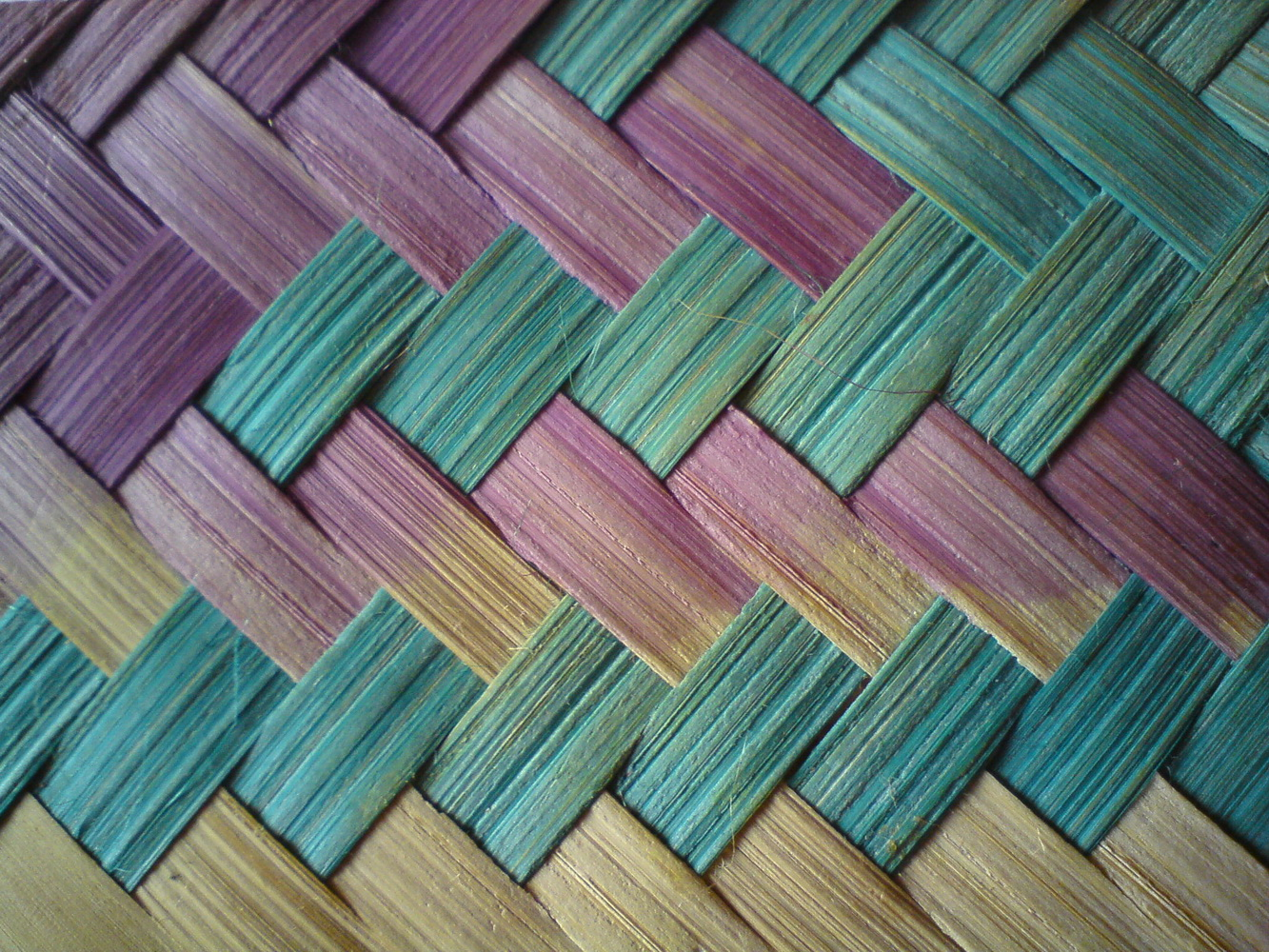 Webbing, Bamboo, Brown, Green, Purple, HQ Photo