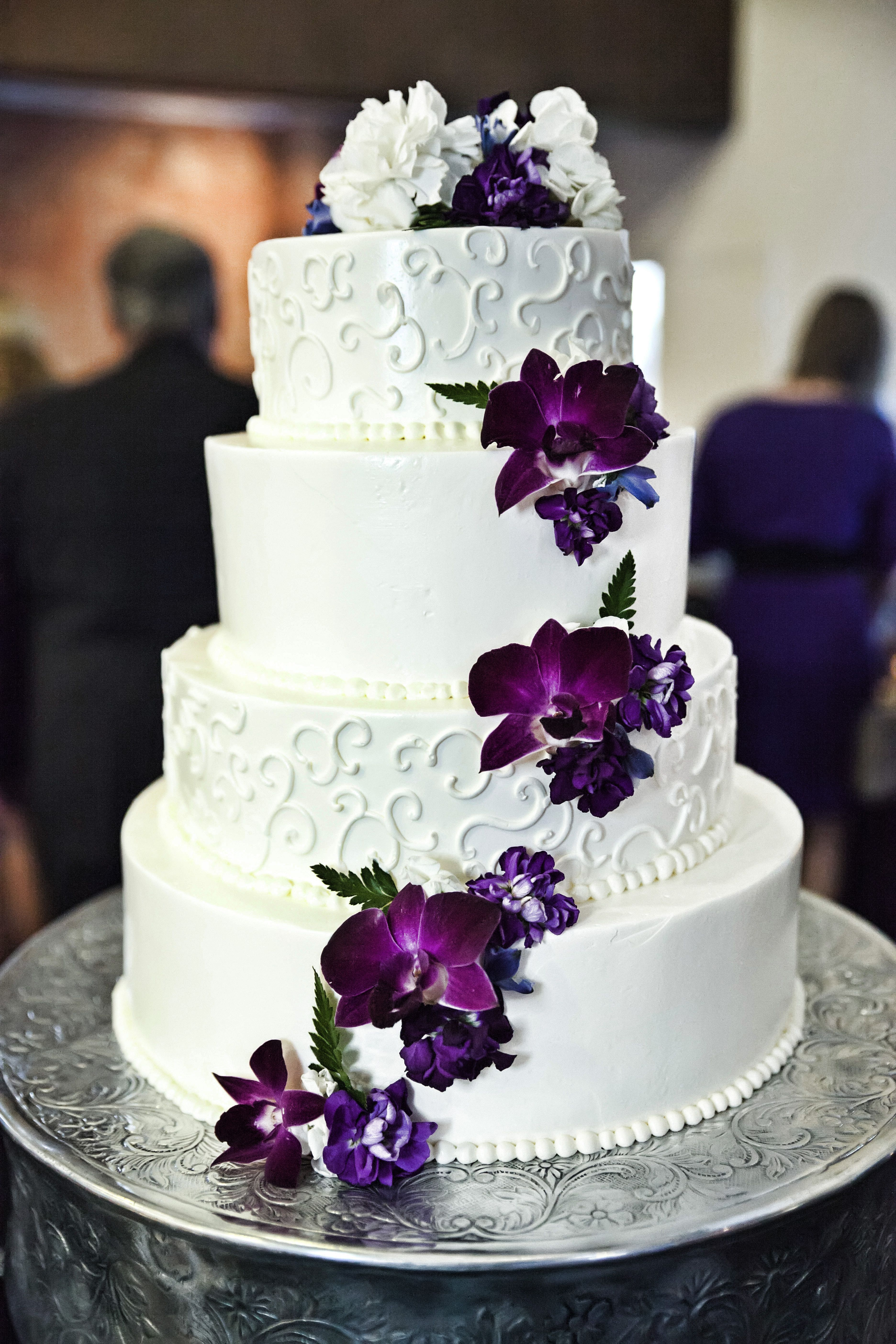 Free photo: Wedding cake - wedding, roses, ornaments - Non ...
